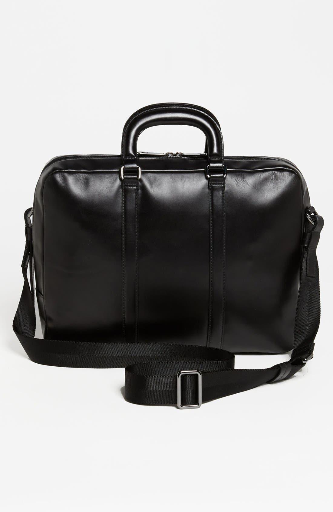 Alternate Image 2  - BOSS Black 'Possiv' Leather Briefcase