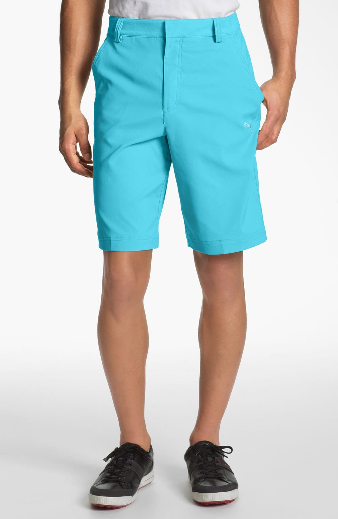 Main Image - PUMA GOLF dryCELL™ Tech Golf Shorts