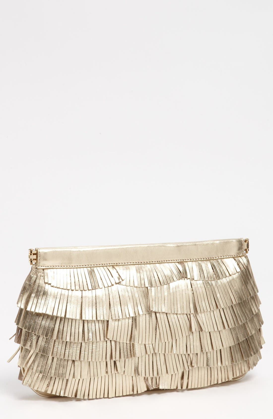 Main Image - Milly 'Nikki Fringe Facile' Clutch