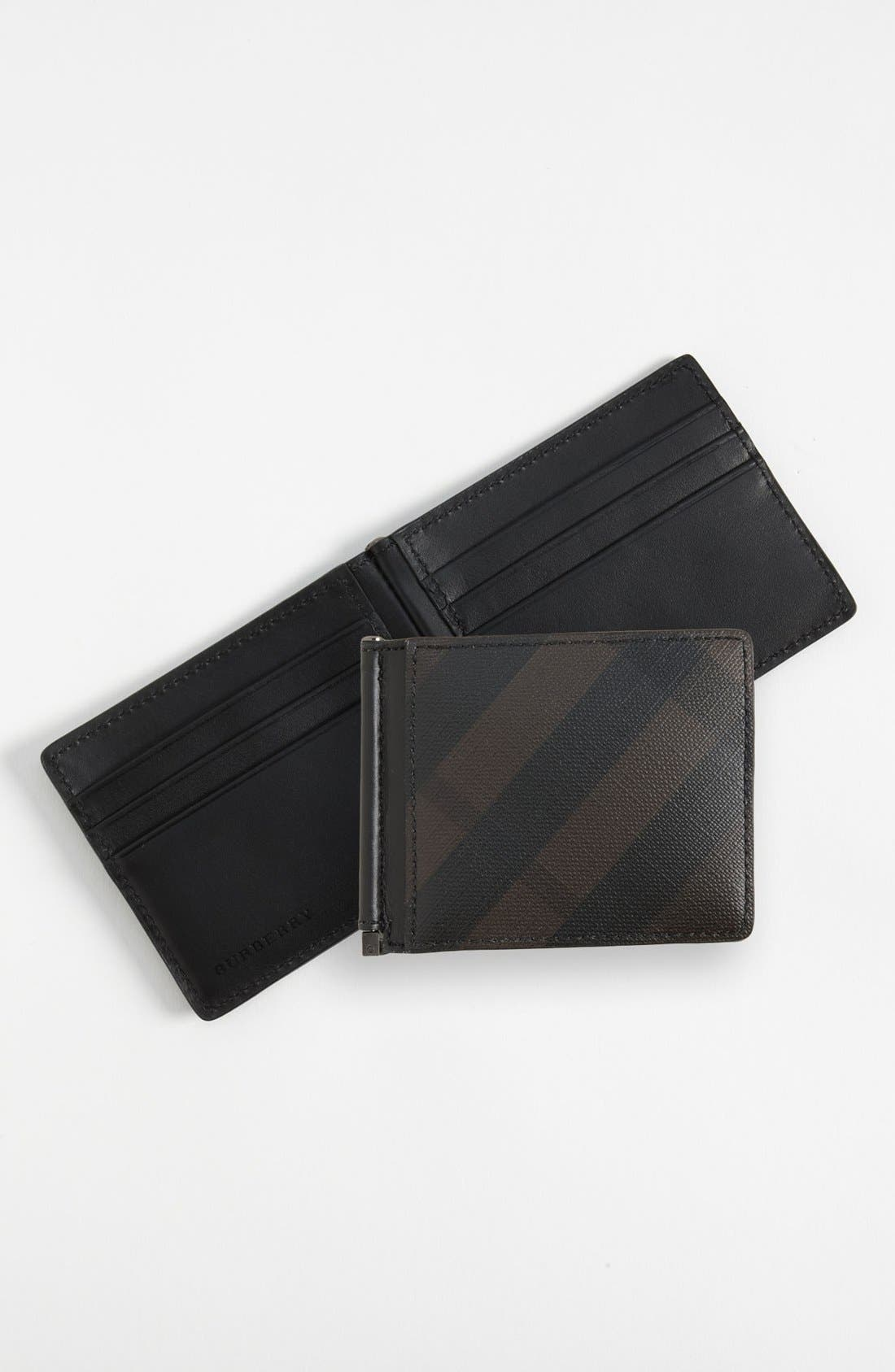 Alternate Image 1 Selected - Burberry 'Quillen' Wallet