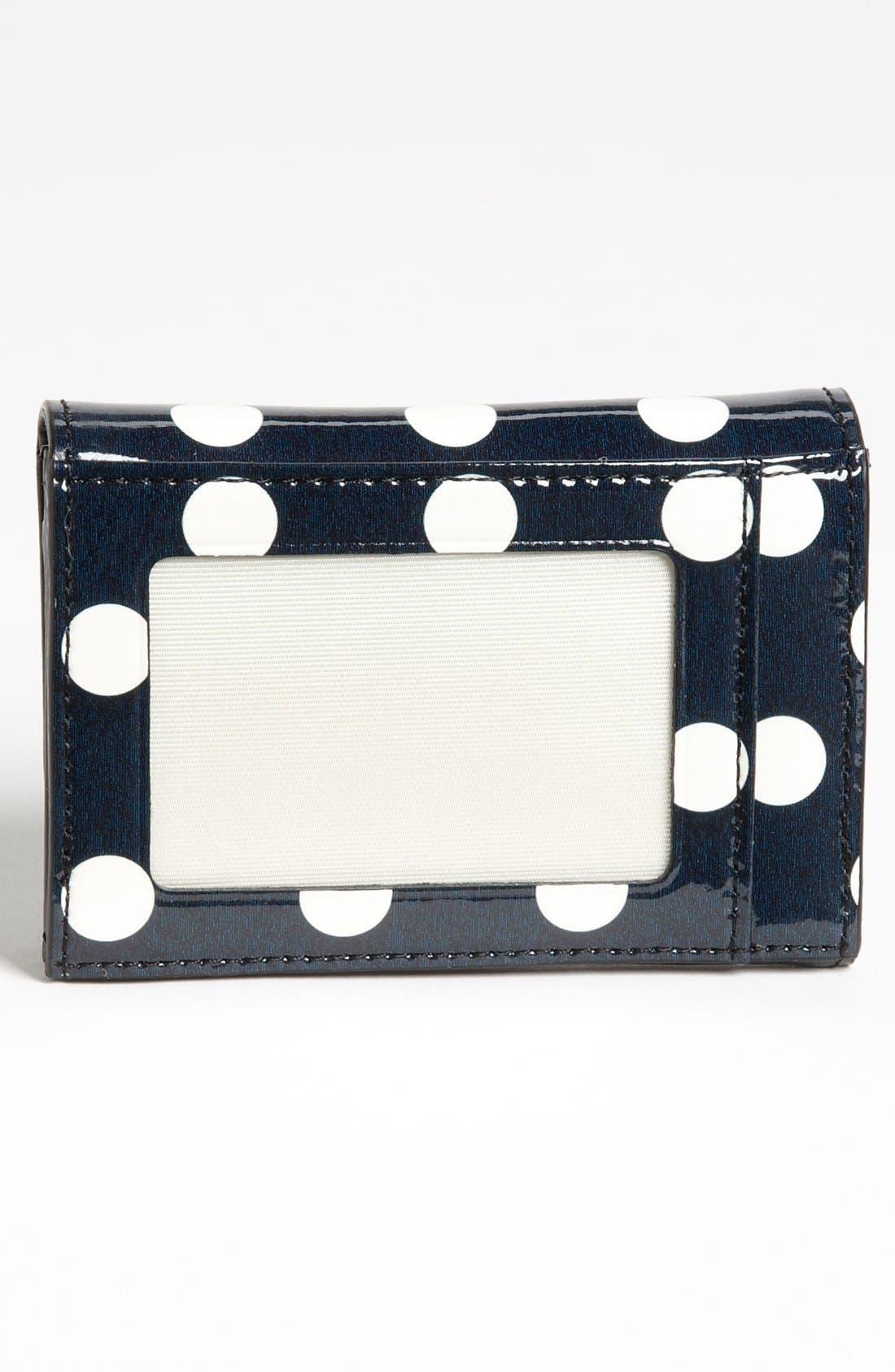 Alternate Image 4  - kate spade new york 'carlisle street - darla' french wallet
