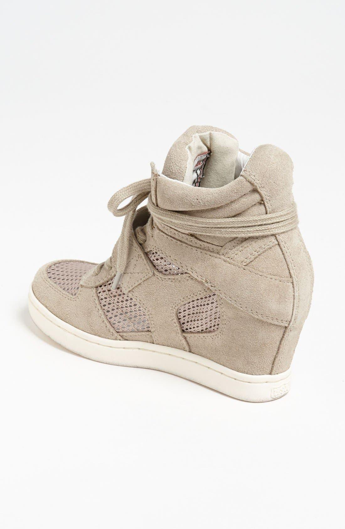 Alternate Image 2  - Ash 'Cool Mesh' Wedge Sneaker