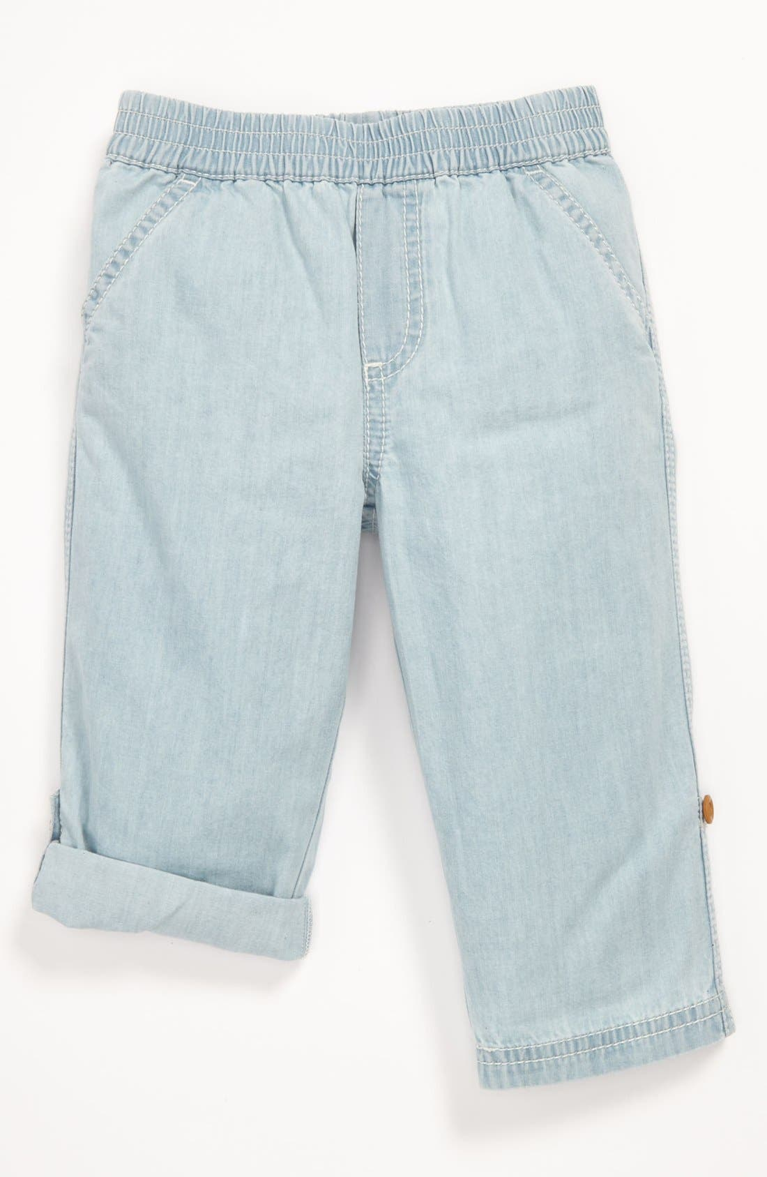 Alternate Image 1 Selected - Nordstrom Baby Convertible Pants (Baby)
