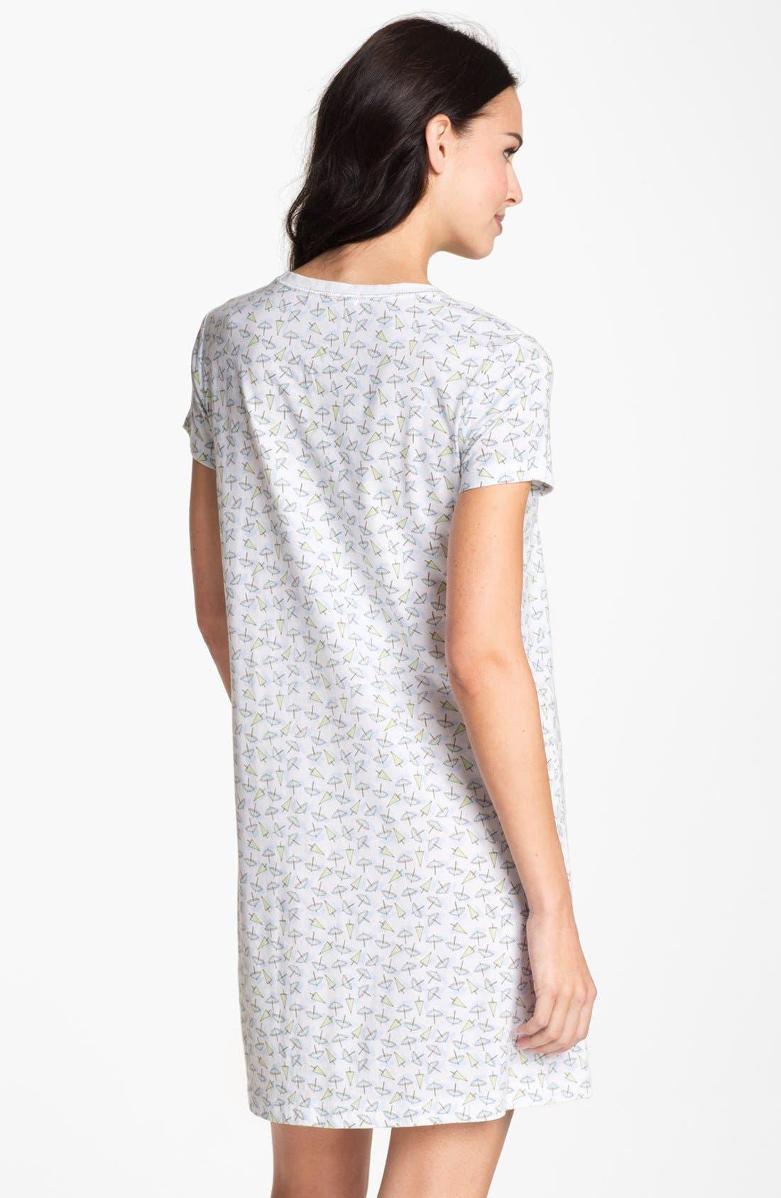 Alternate Image 2  - Carole Hochman Designs Scoop Neck Sleep Shirt