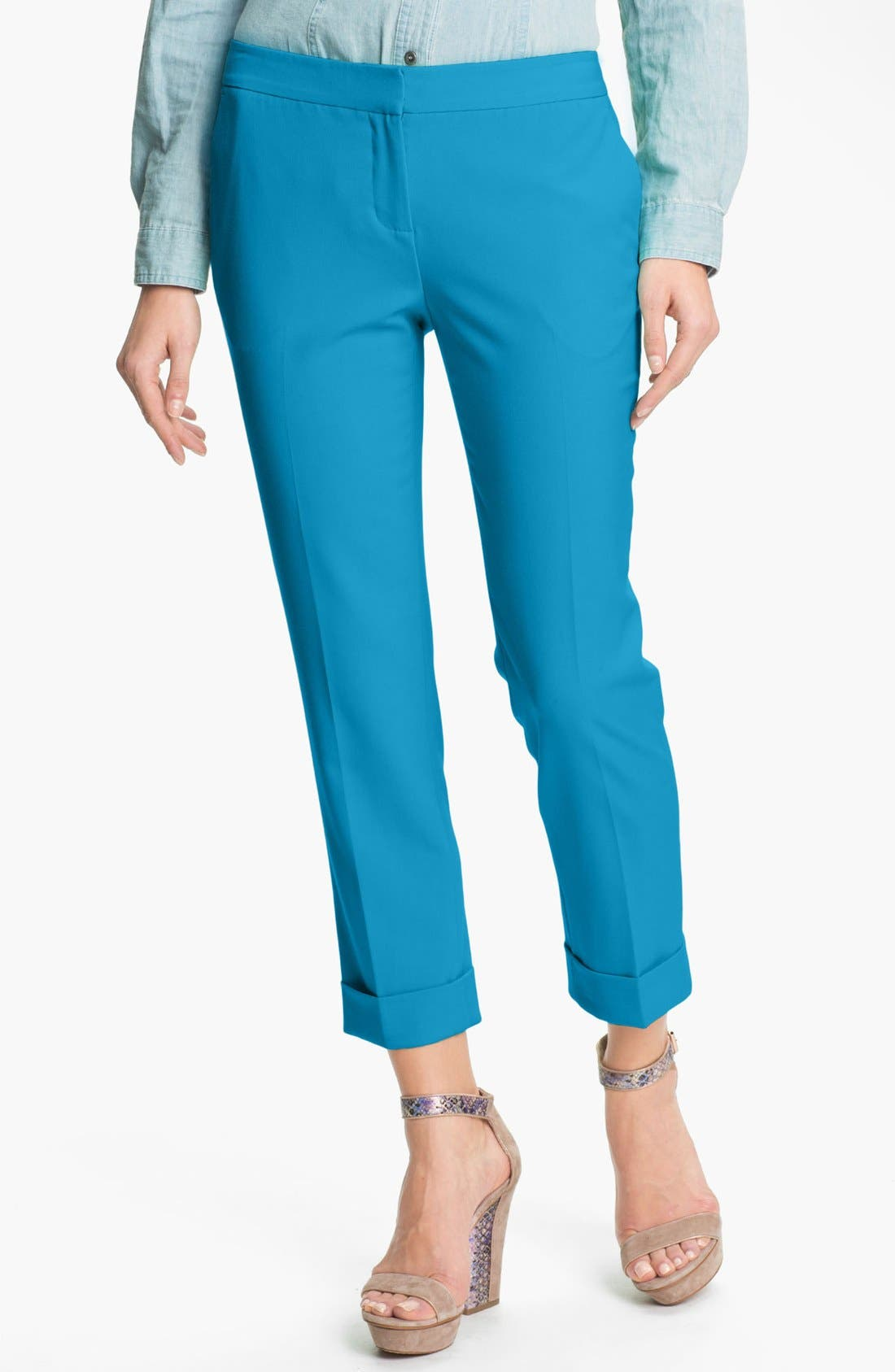Main Image - Vince Camuto Cuff Ankle Pants