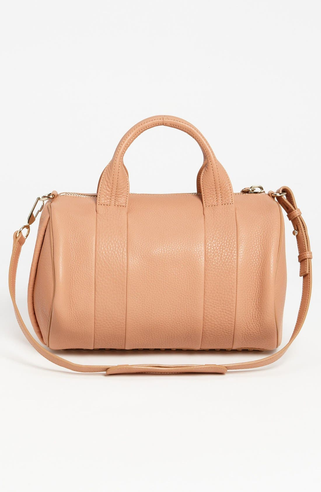Alternate Image 4  - Alexander Wang 'Rocco' Leather Satchel