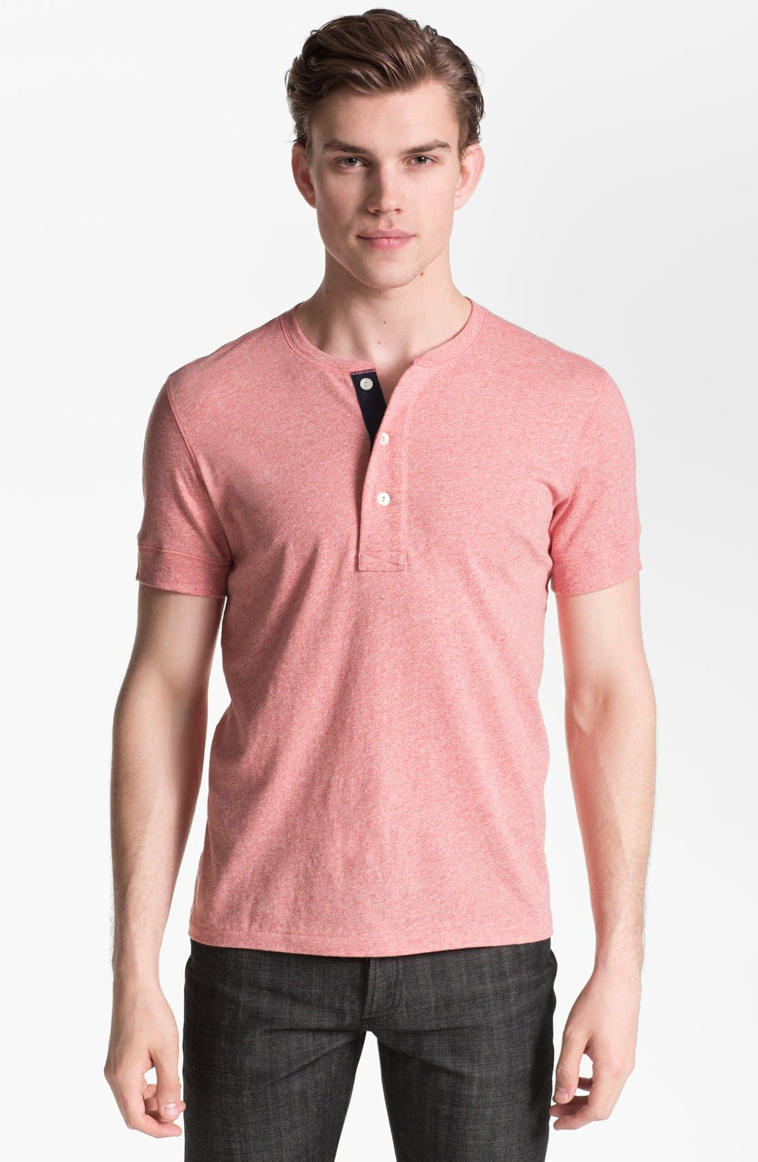 Alternate Image 1 Selected - Jack Spade 'Nolan' Henley T-Shirt