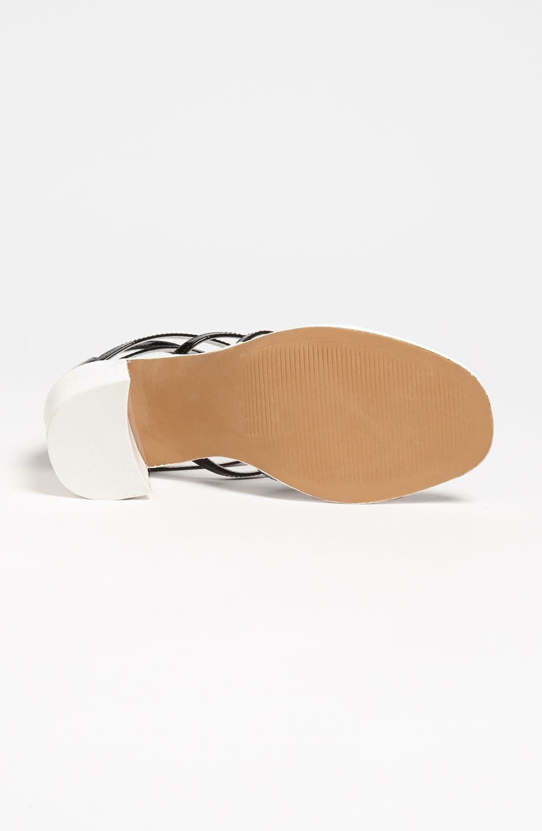 Alternate Image 4  - Jeffrey Campbell 'Encase' Sandal