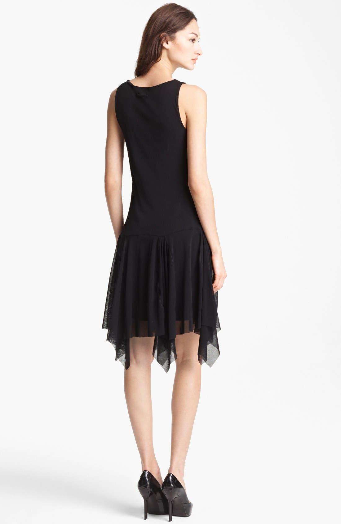 Alternate Image 2  - Jean Paul Gaultier Fuzzi Flutter Hem Dress