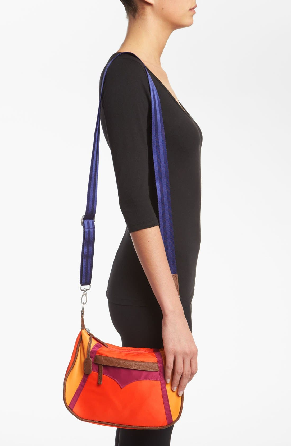 Alternate Image 2  - Bensimon Multicolor Shoulder Bag