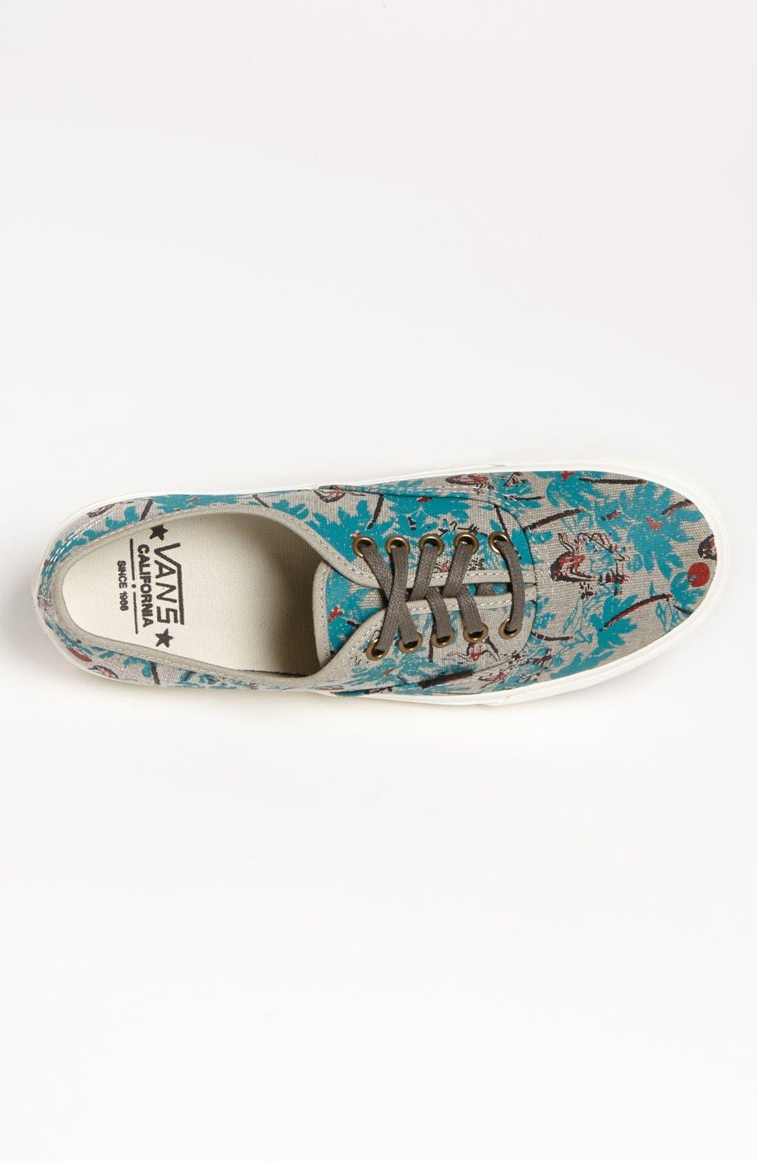 Alternate Image 3  - Vans 'Authentic CA' Sneaker (Men)