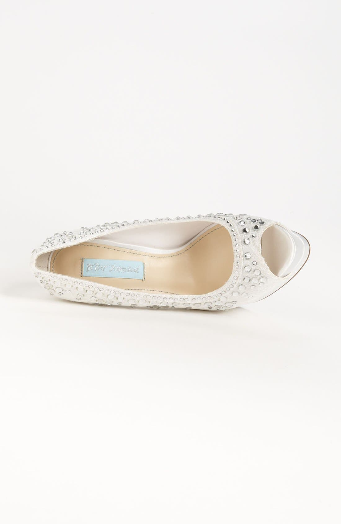 Alternate Image 3  - Blue by Betsey Johnson 'Vow' Pump
