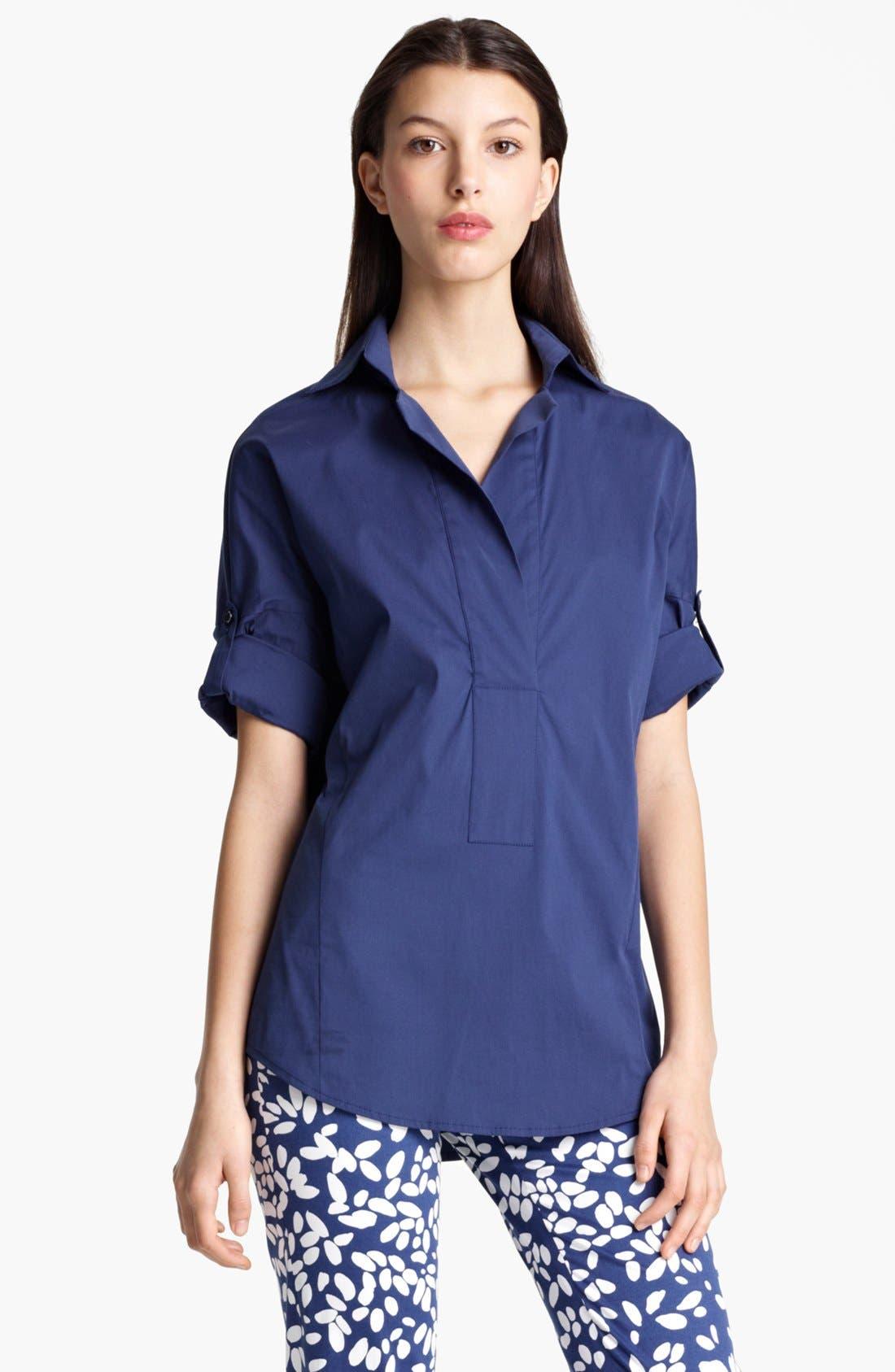 Alternate Image 1 Selected - Armani Collezioni Tunic Top