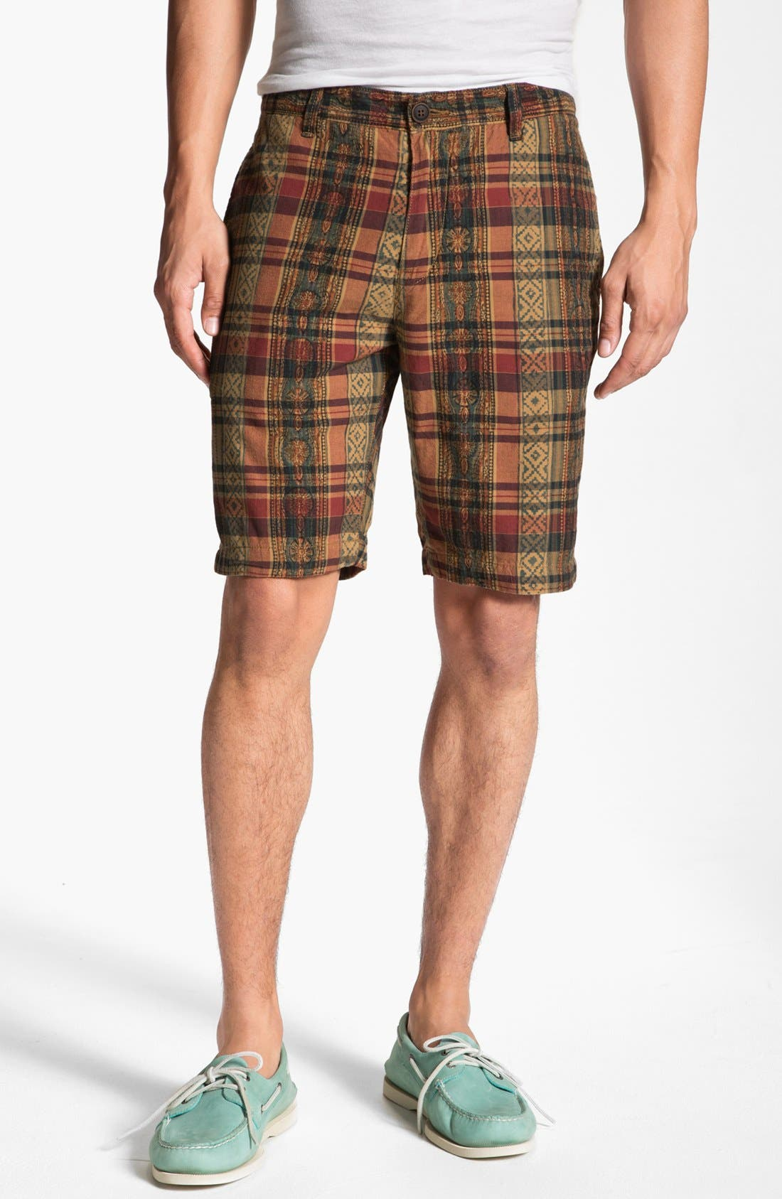 Alternate Image 1 Selected - Lucky Brand 'Palisade' Shorts