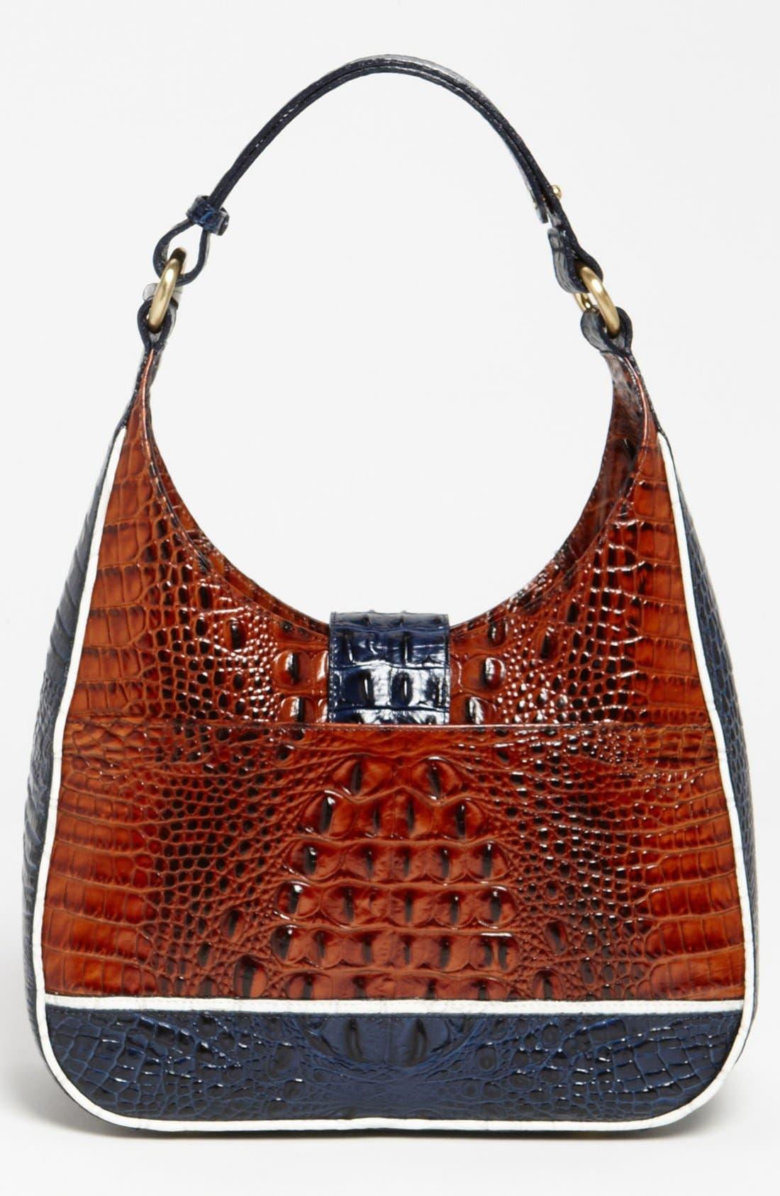 Alternate Image 4  - Brahmin 'Quinn - Tricolor' Shoulder Bag