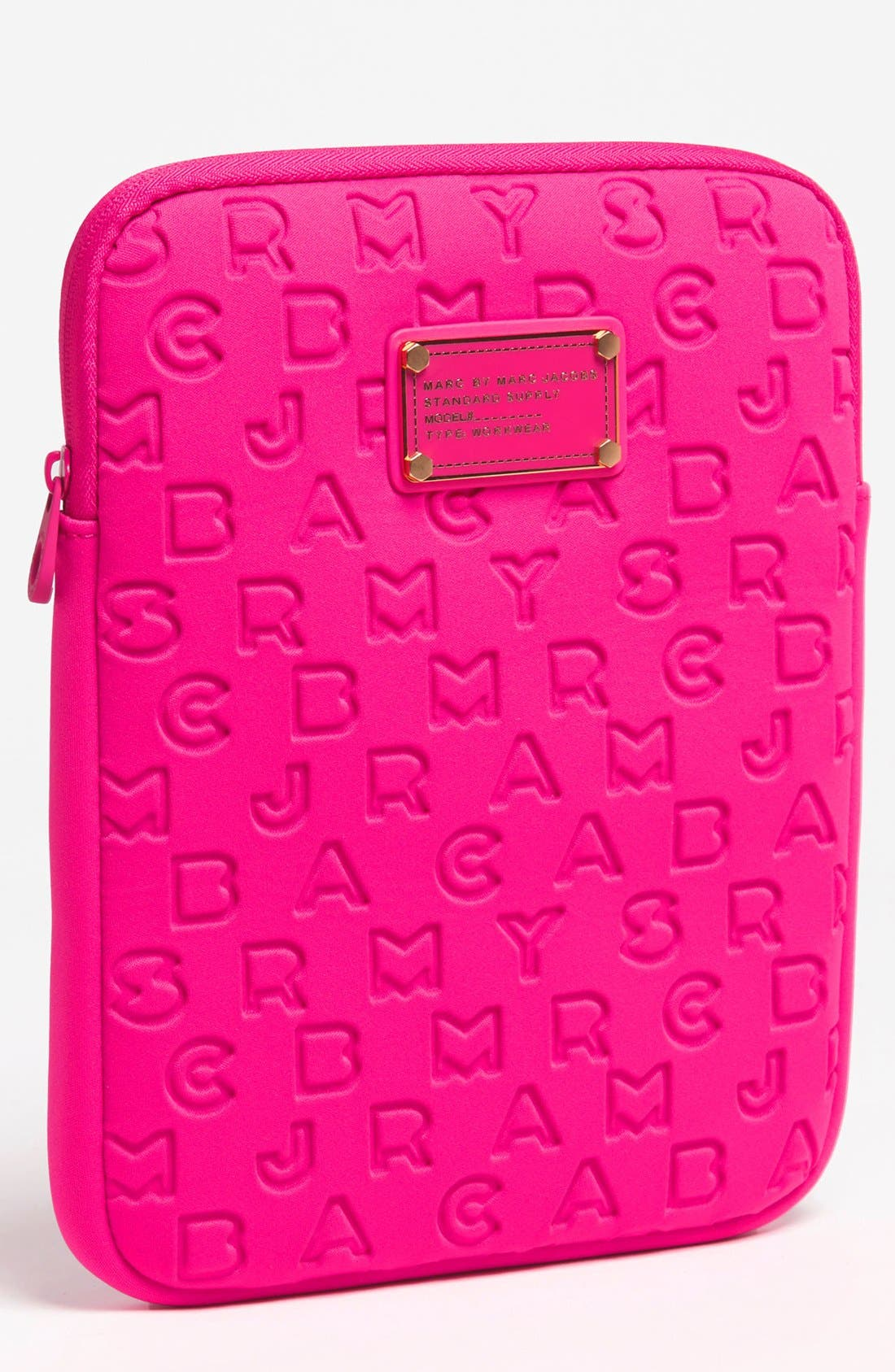 Main Image - MARC BY MARC JACOBS 'Dreamy' Neoprene Tablet Case