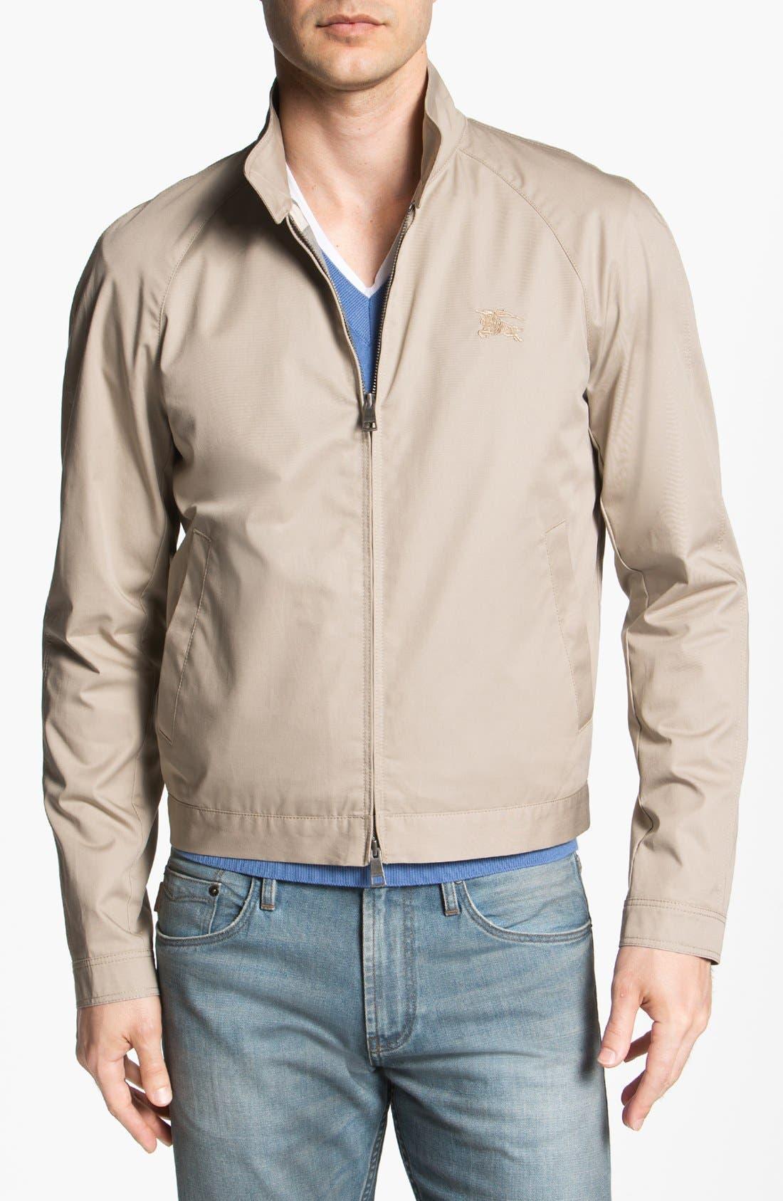 Main Image - Burberry Brit 'Amhurst' Jacket