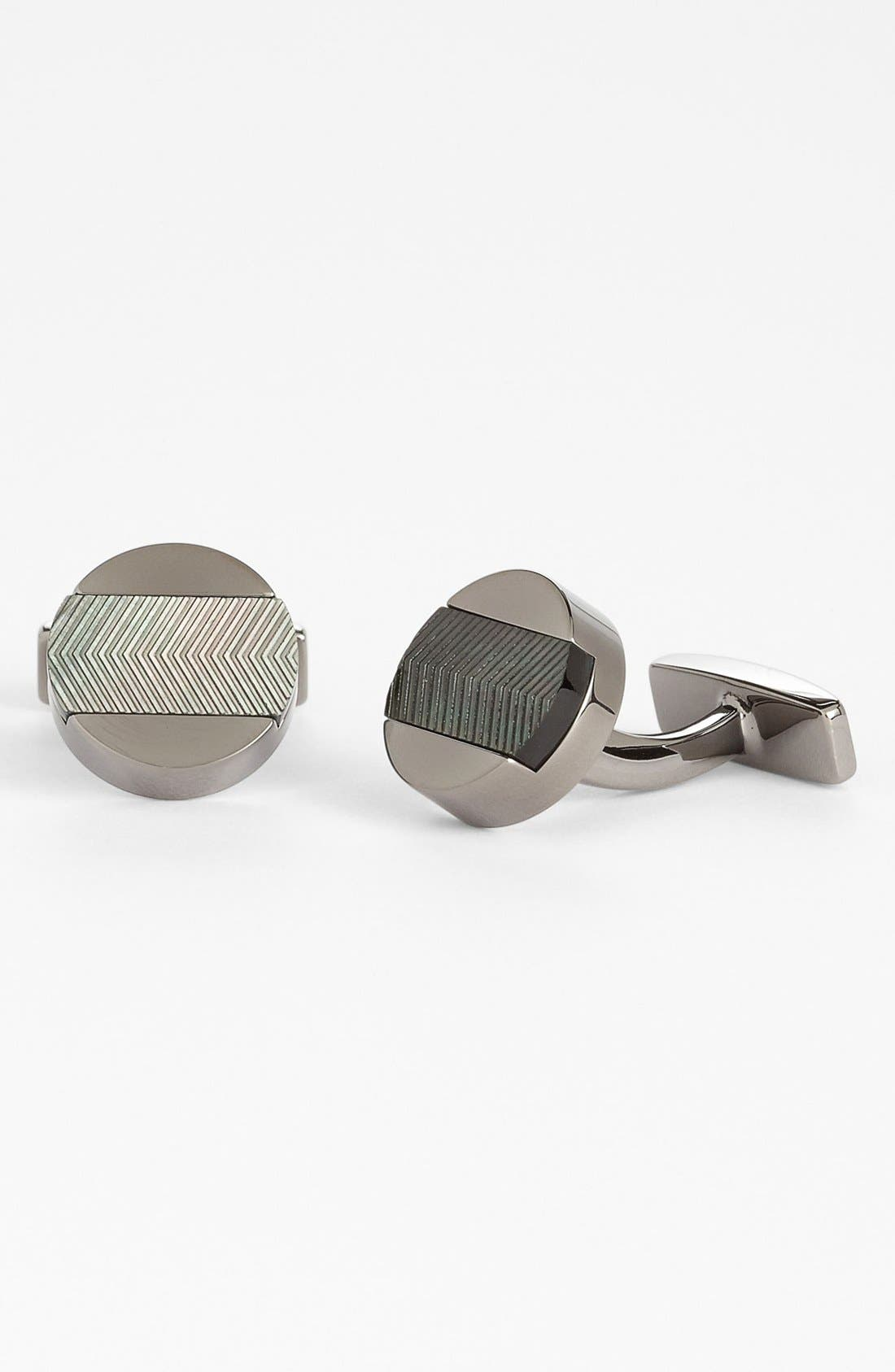 Alternate Image 1 Selected - BOSS HUGO BOSS 'Mauritz' Cuff Links