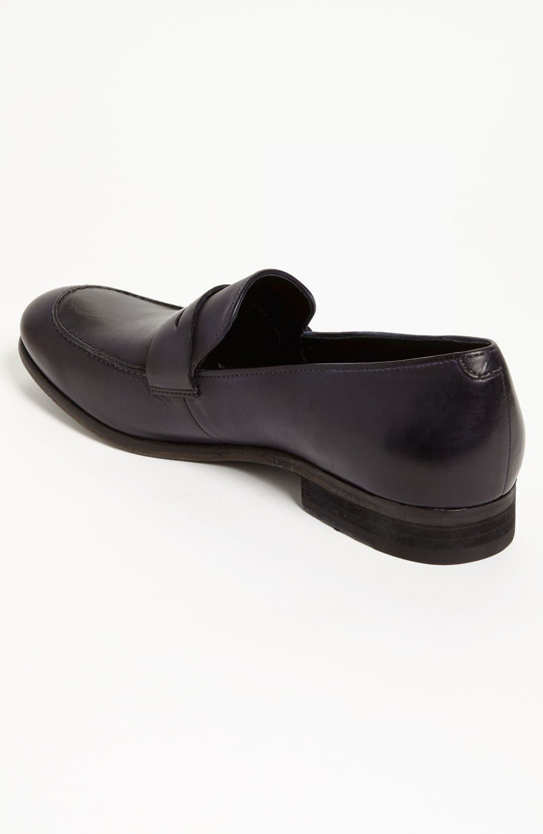 Alternate Image 2  - Donald J Pliner 'Zan' Penny Loafer