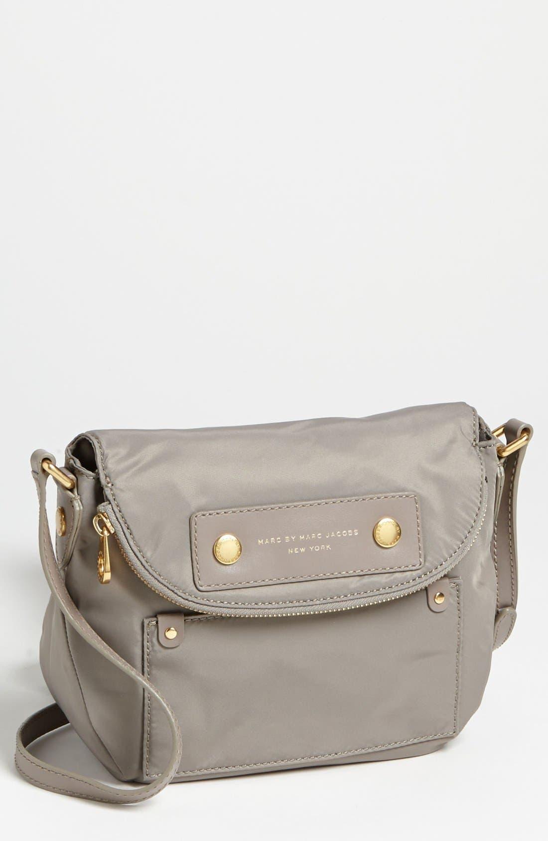 Main Image - MARC BY MARC JACOBS 'Pretty Nylon Natasha - Mini' Crossbody Bag