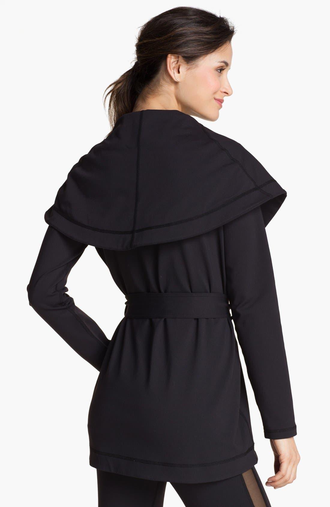 Alternate Image 2  - Karma 'Ethel' Wrap Jacket
