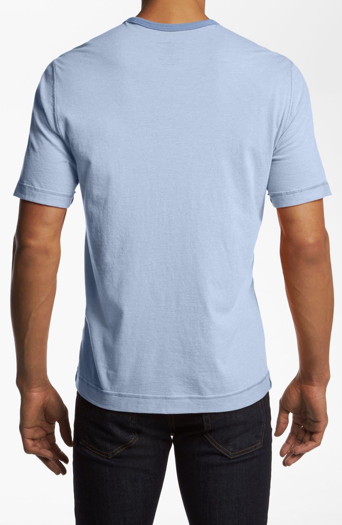 Alternate Image 2  - Tommy Bahama Denim 'Porta Ringer' Island Modern Fit T-Shirt