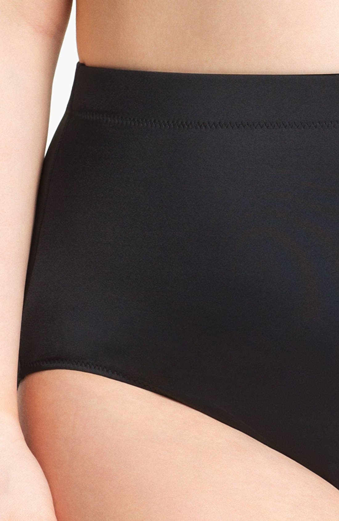 Alternate Image 5  - Elomi 'Elomi Essentials' Classic Swim Briefs (Plus Size)
