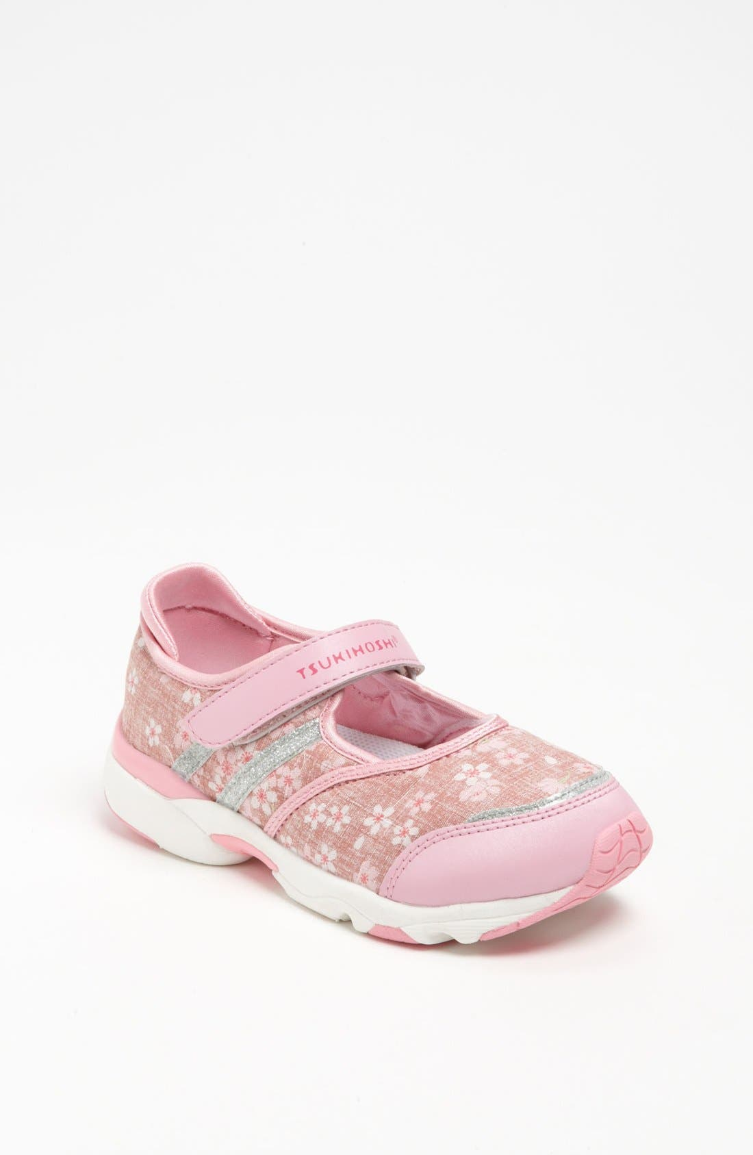 Alternate Image 1 Selected - Tsukihoshi '17' Mary Jane Sneaker (Toddler)