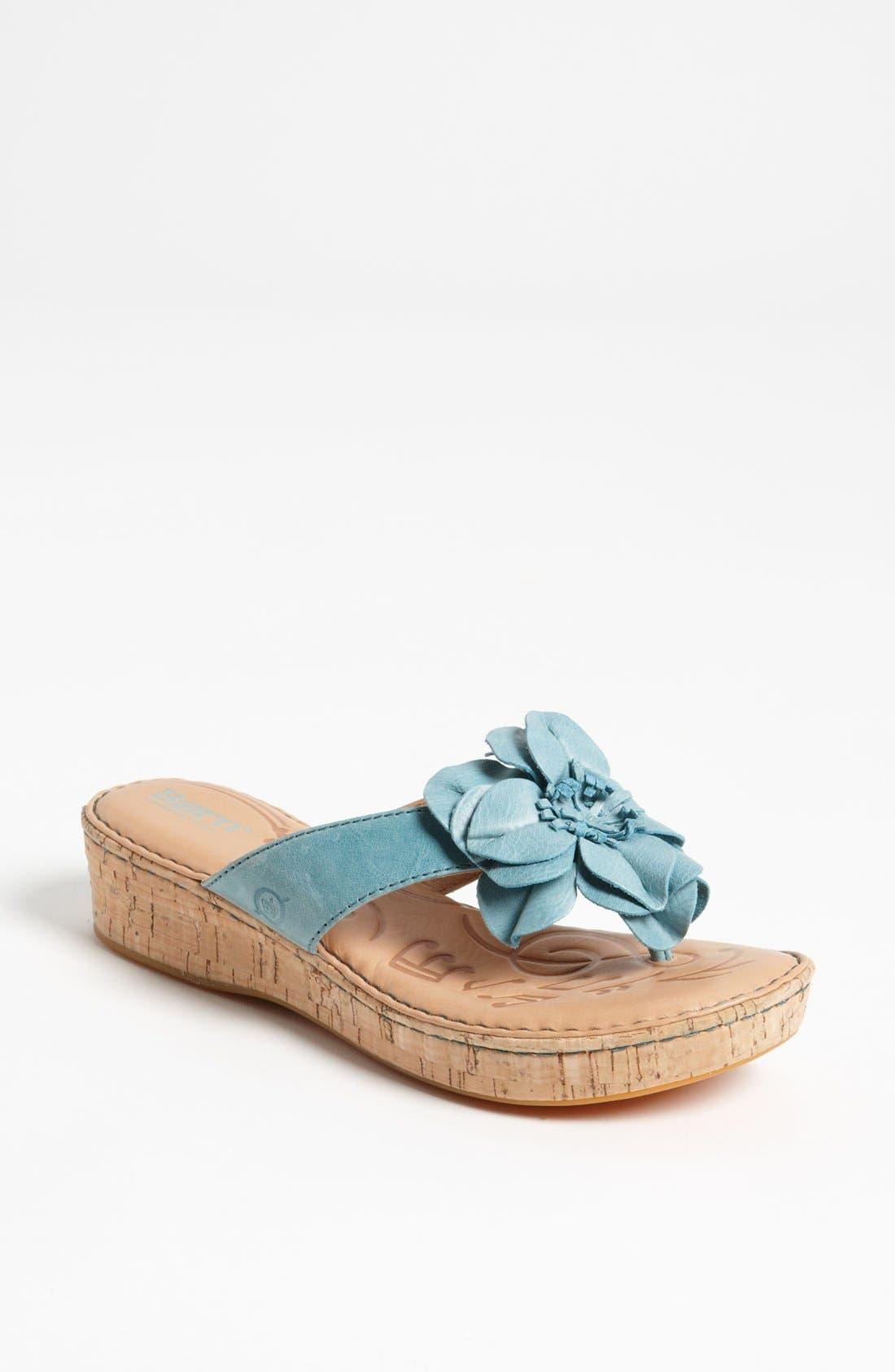 Alternate Image 1 Selected - Børn 'Alexie' Sandal