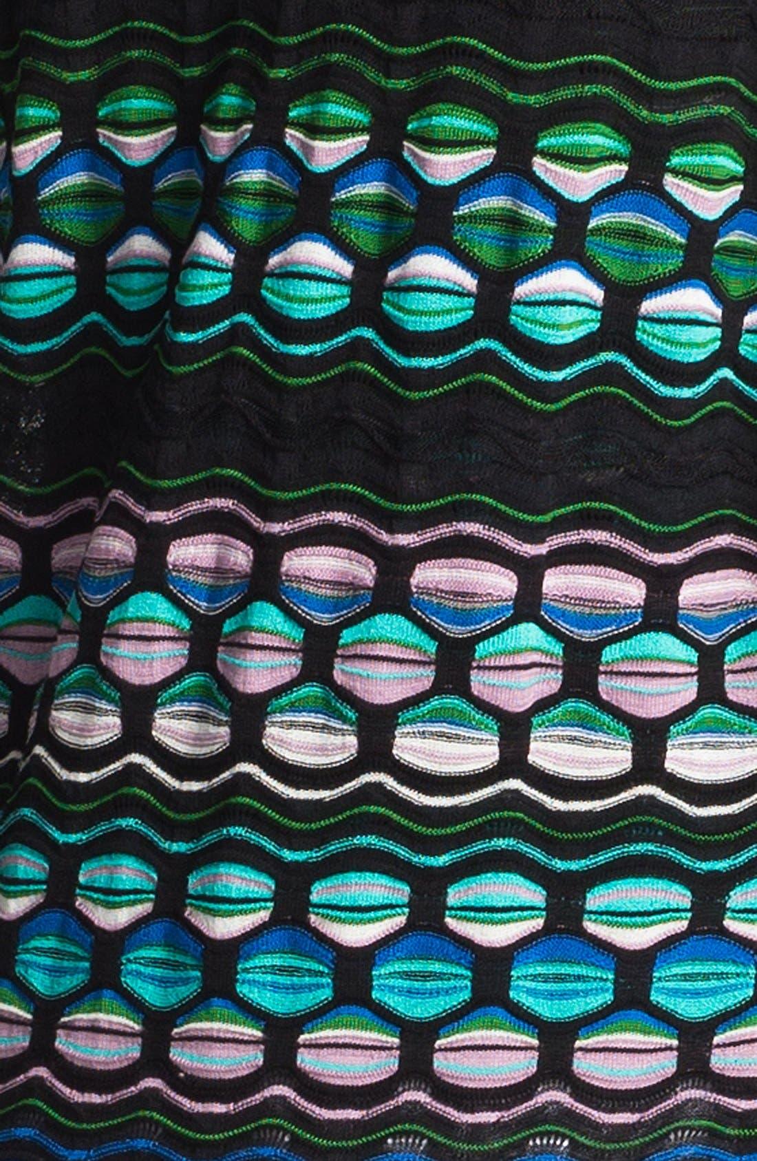 Alternate Image 3  - M Missoni Pucker Wave Cardigan
