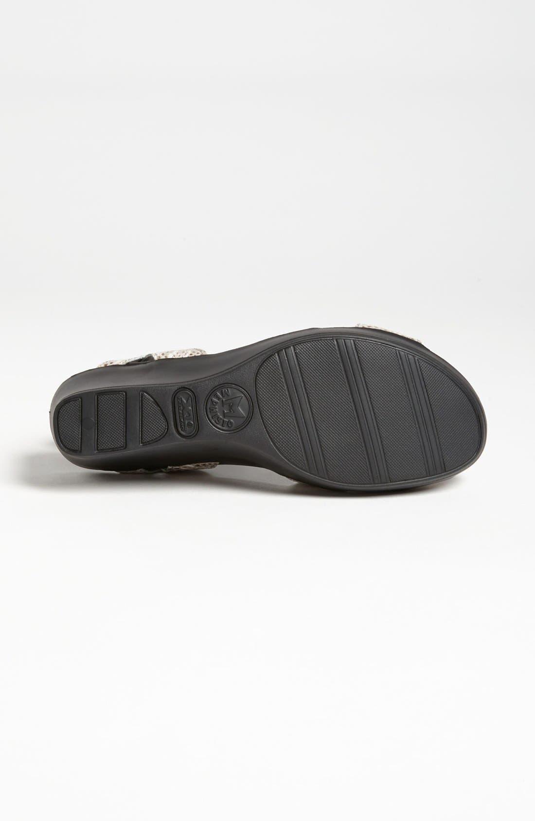 Alternate Image 4  - Mephisto 'Partelia' Sandal