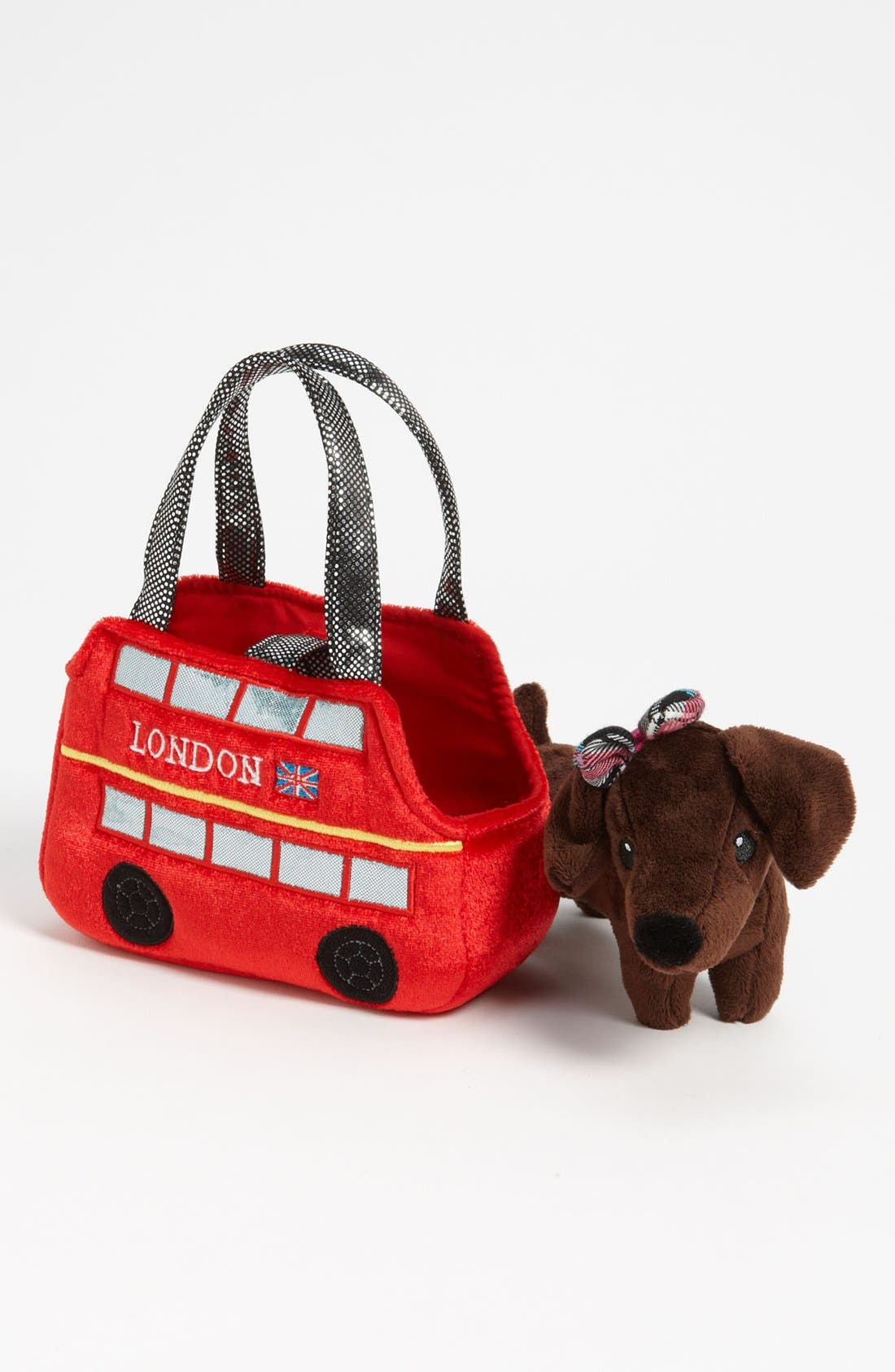 Alternate Image 2  - Aurora World Toys 'Fancy Pals™ - Roxie the Doxie' Puppy Purse