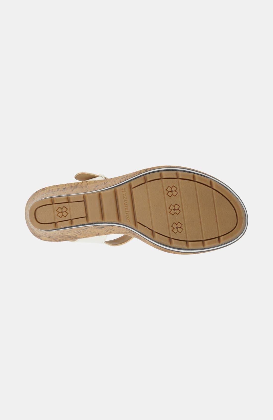 Alternate Image 4  - Naturalizer 'Norton' Sandal