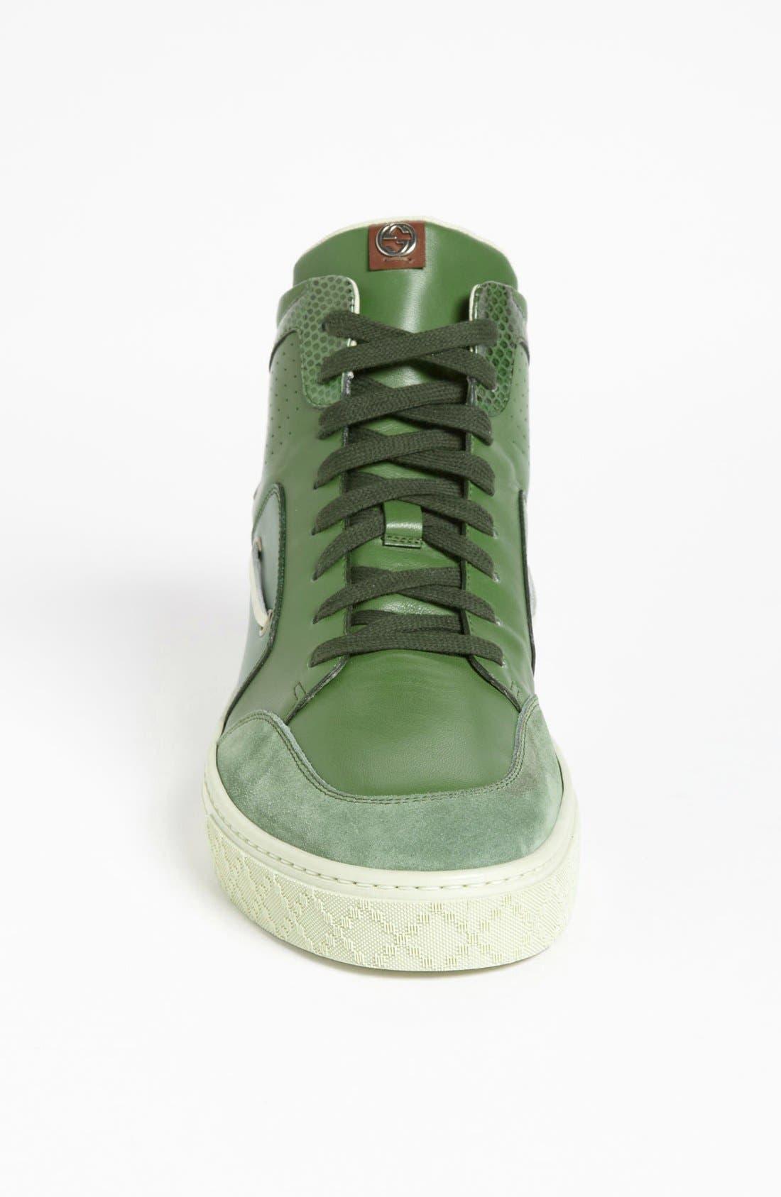 Alternate Image 3  - Gucci 'Brussel Mid' Sneaker