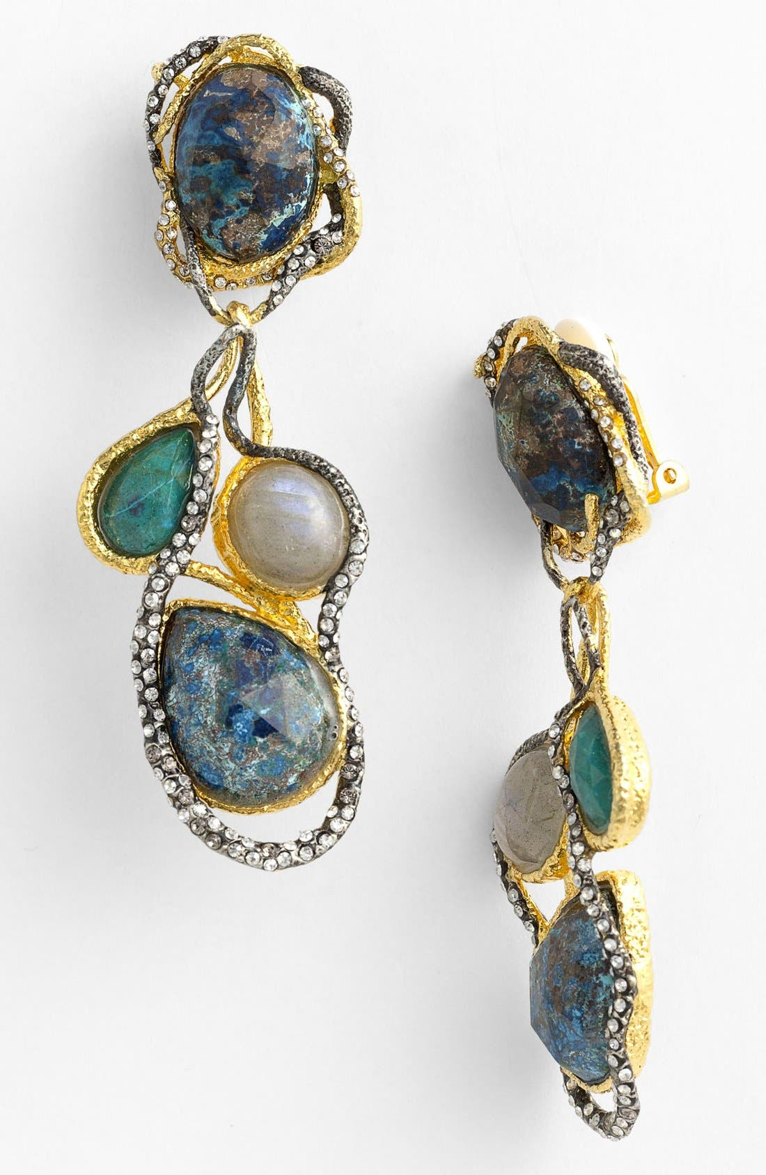 Alternate Image 1 Selected - Alexis Bittar 'Elements - Cordova' Clip Drop Earrings