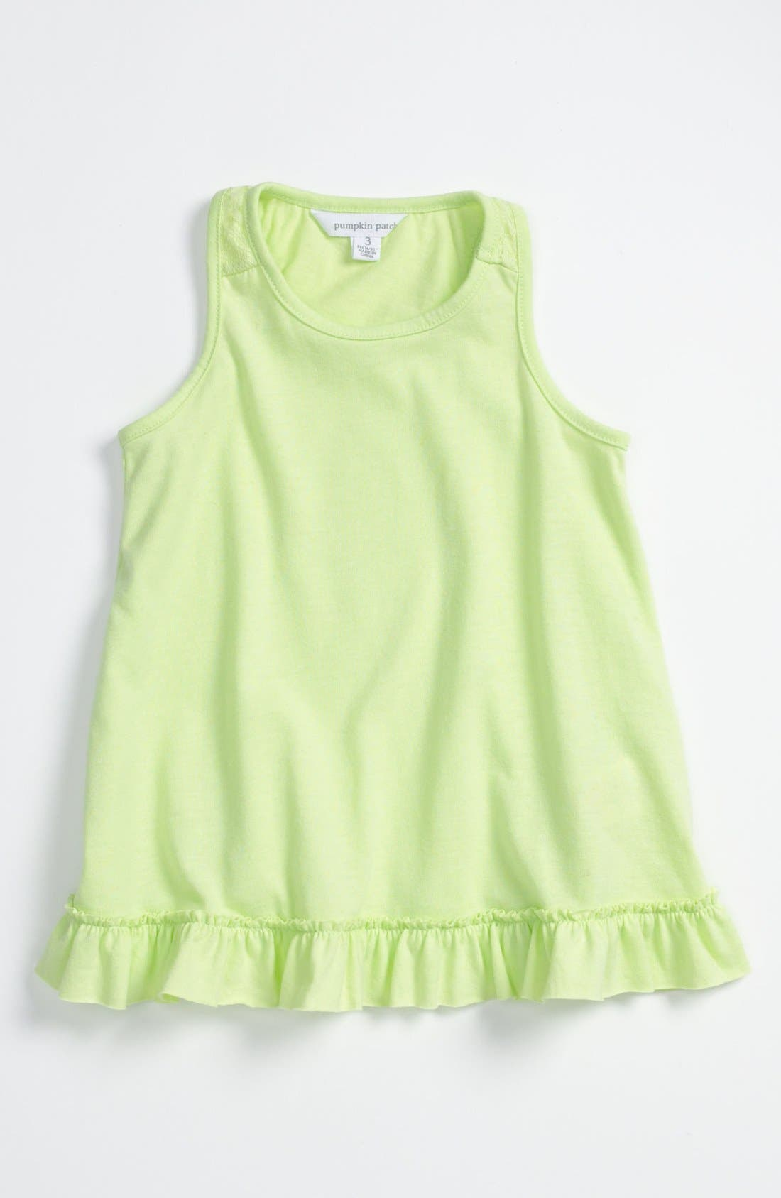 Alternate Image 1 Selected - Pumpkin Patch Tank Top (Toddler)