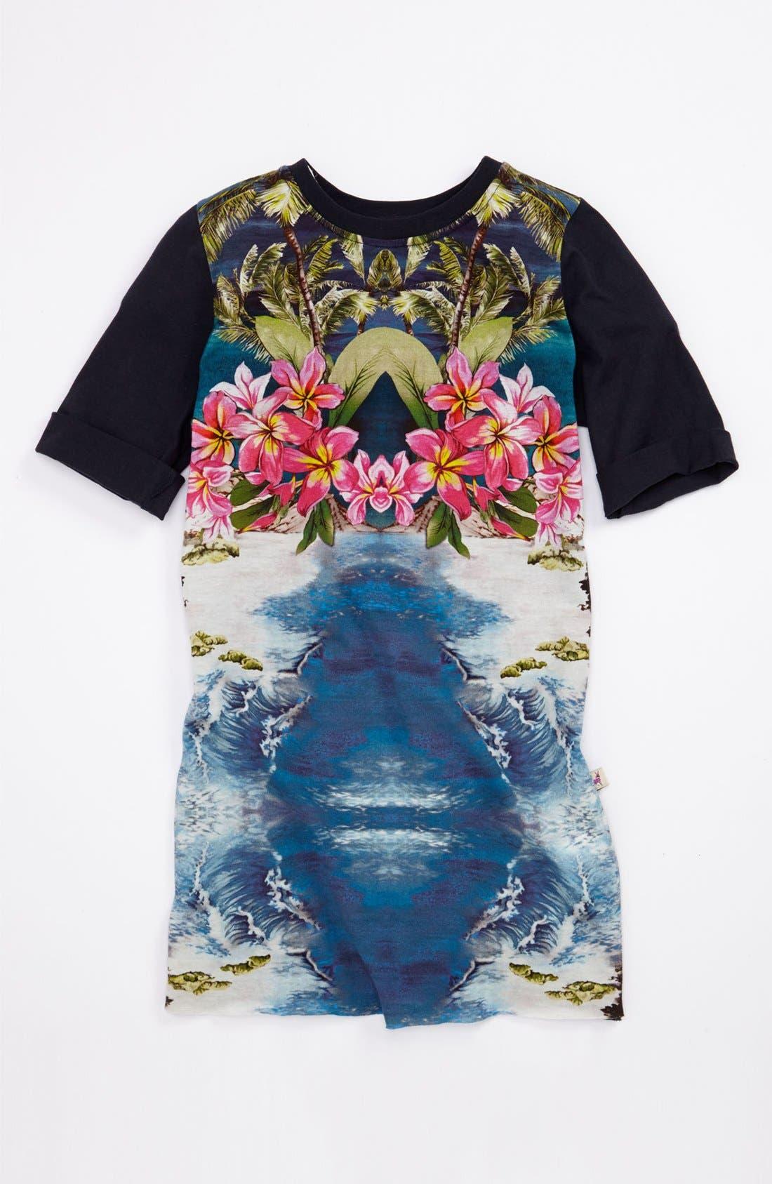 Main Image - Stella McCartney Kids 'Hepsie' Floral Dress (Little Girls & Big Girls)