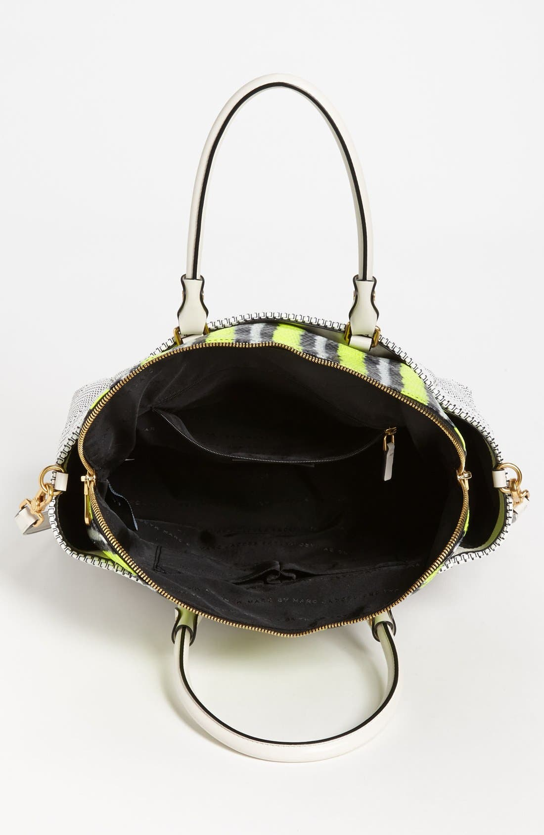 Alternate Image 3  - MARC BY MARC JACOBS 'Double Trouble Anemone - Whitney' Leather Tote