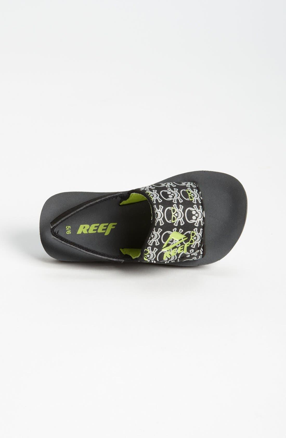 Alternate Image 3  - Reef 'Grom Ahi' Slide Sandal (Baby, Walker, Toddler, Little Kid & Big Kid)