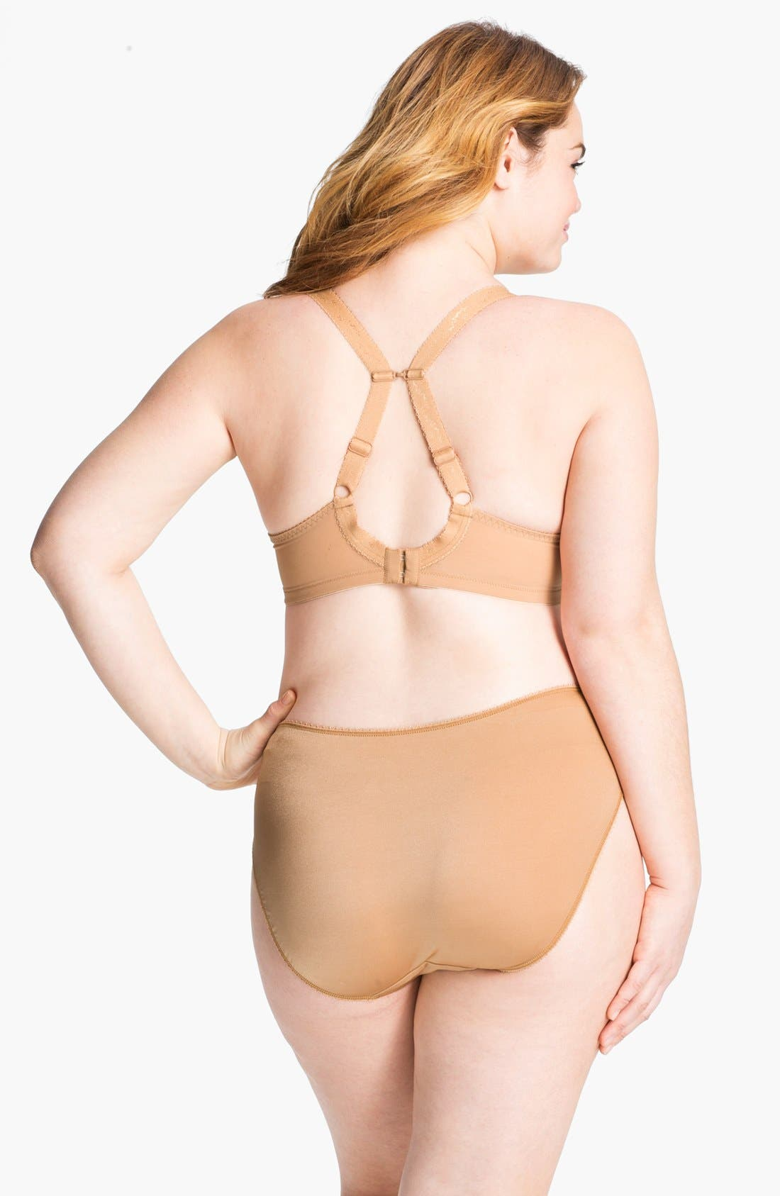 Alternate Image 2  - Elomi 'Rita' Convertible Strap Underwire Bra (Plus Size)
