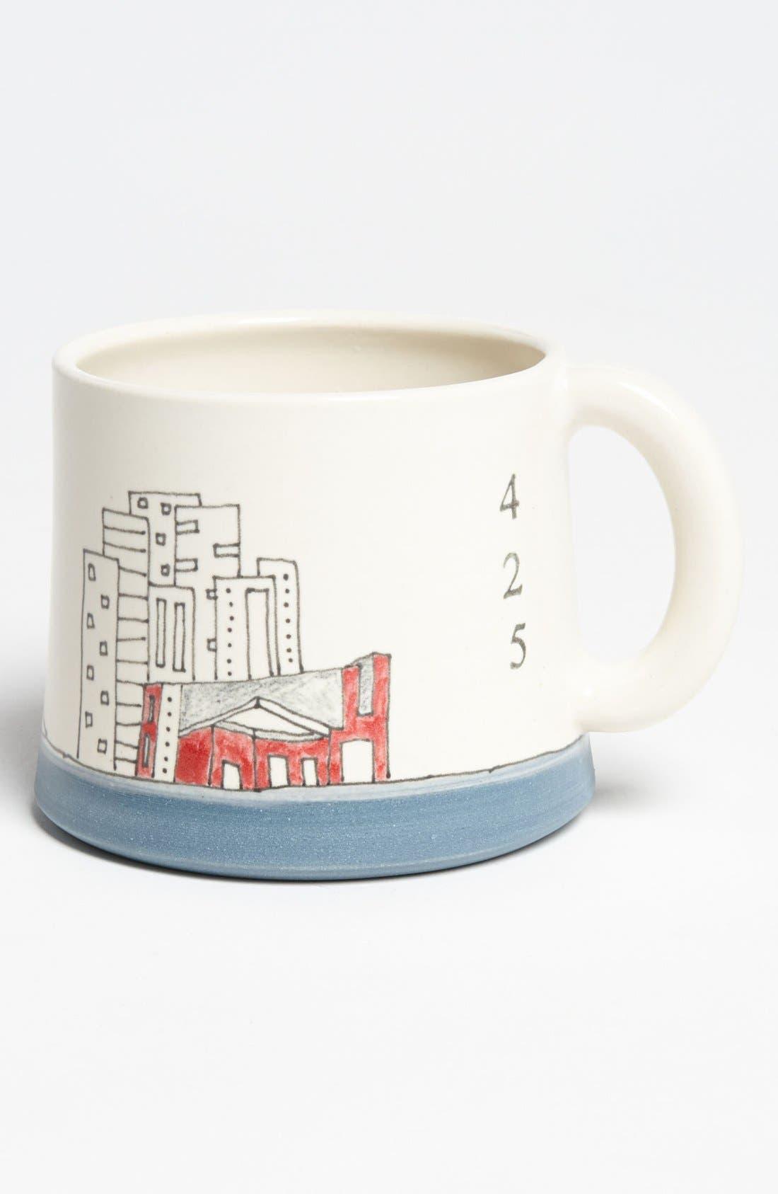 Alternate Image 1 Selected - Downing Pottery '425' Mug