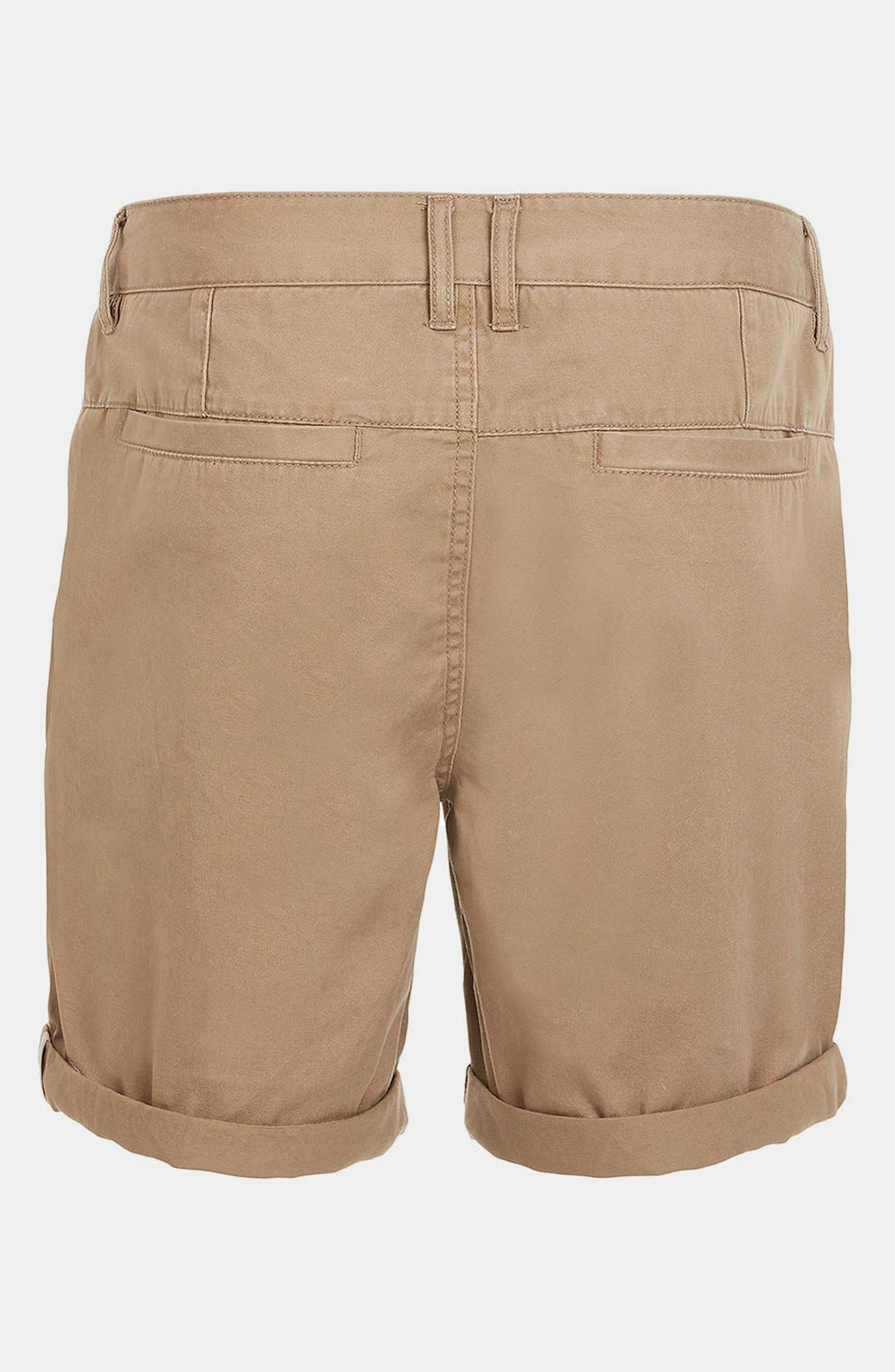 Alternate Image 2  - Topman Chino Shorts
