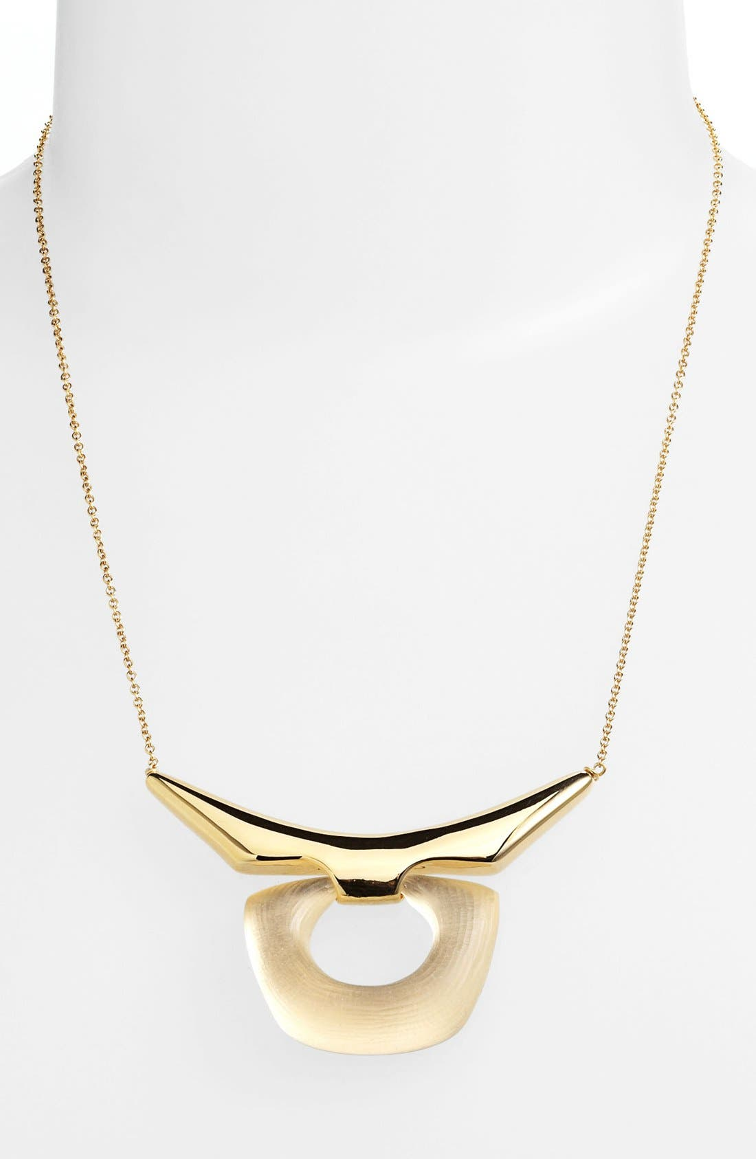 Alternate Image 1 Selected - Alexis Bittar 'Lucite®' Frontal Necklace