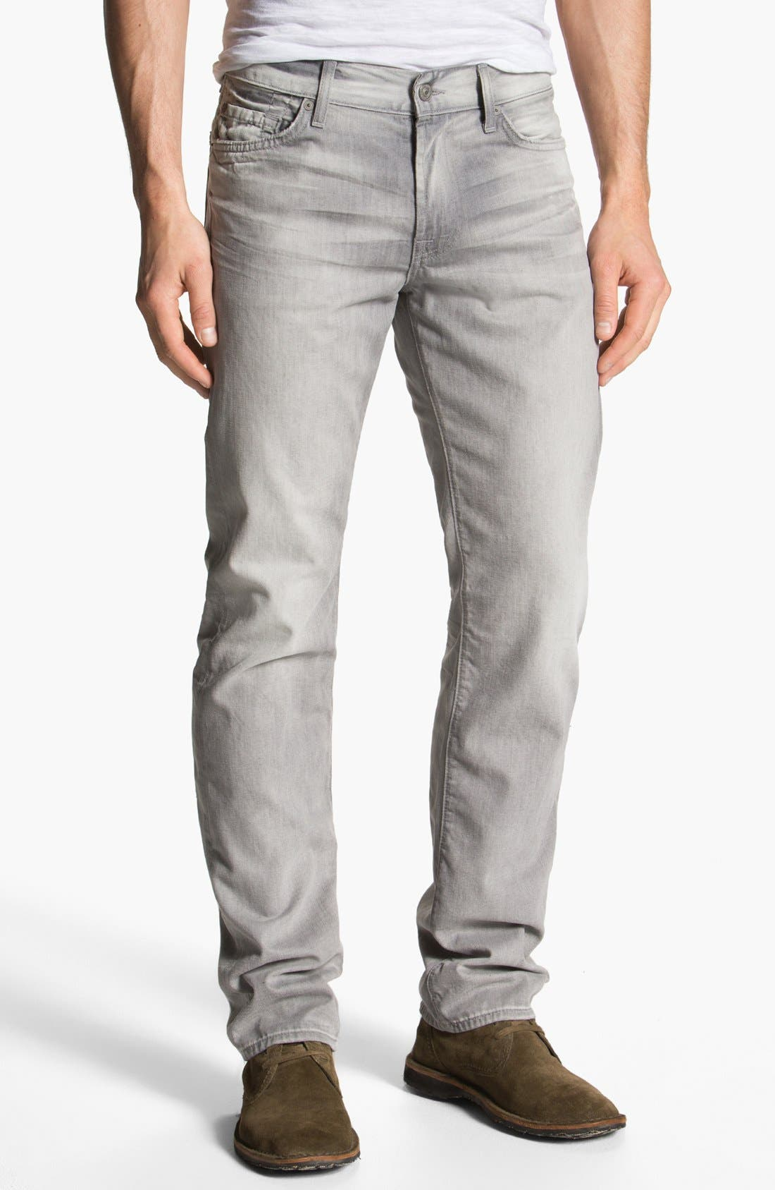 Alternate Image 2  - 7 For All Mankind 'Slimmy' Slim Fit Jeans (Cottage Grove)