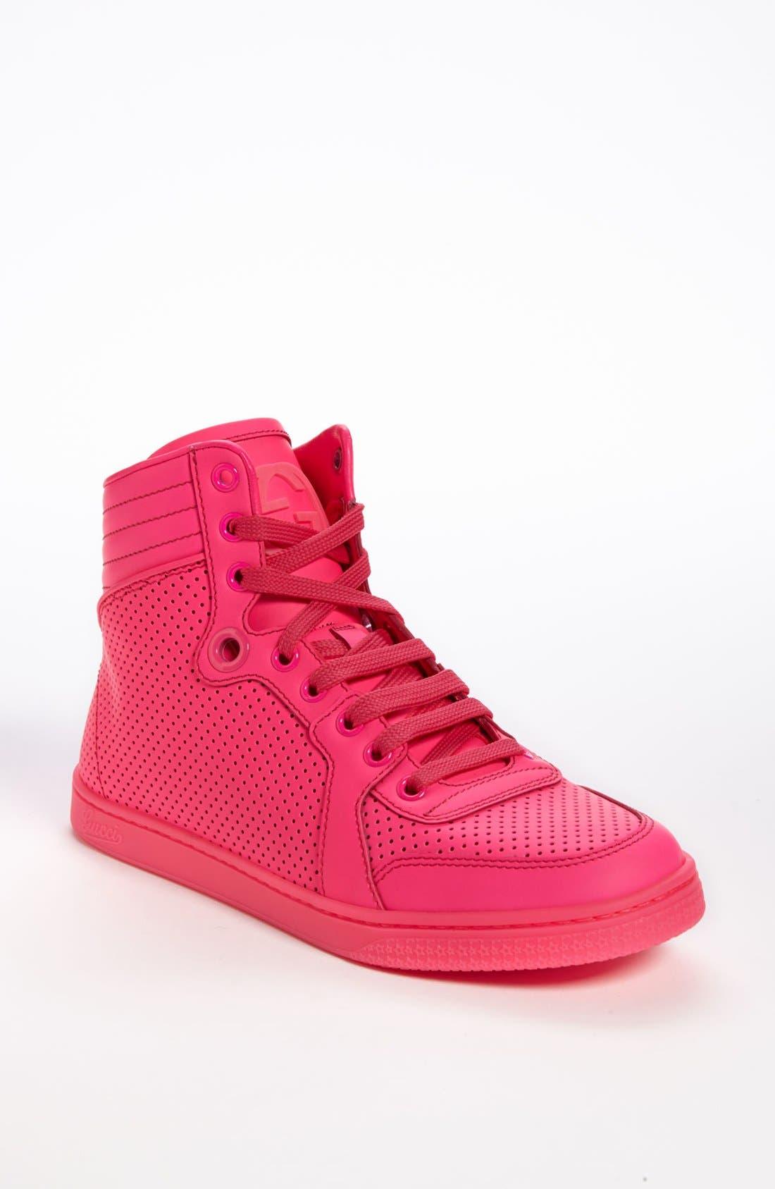 Main Image - Gucci 'Coda' High Top Sneaker