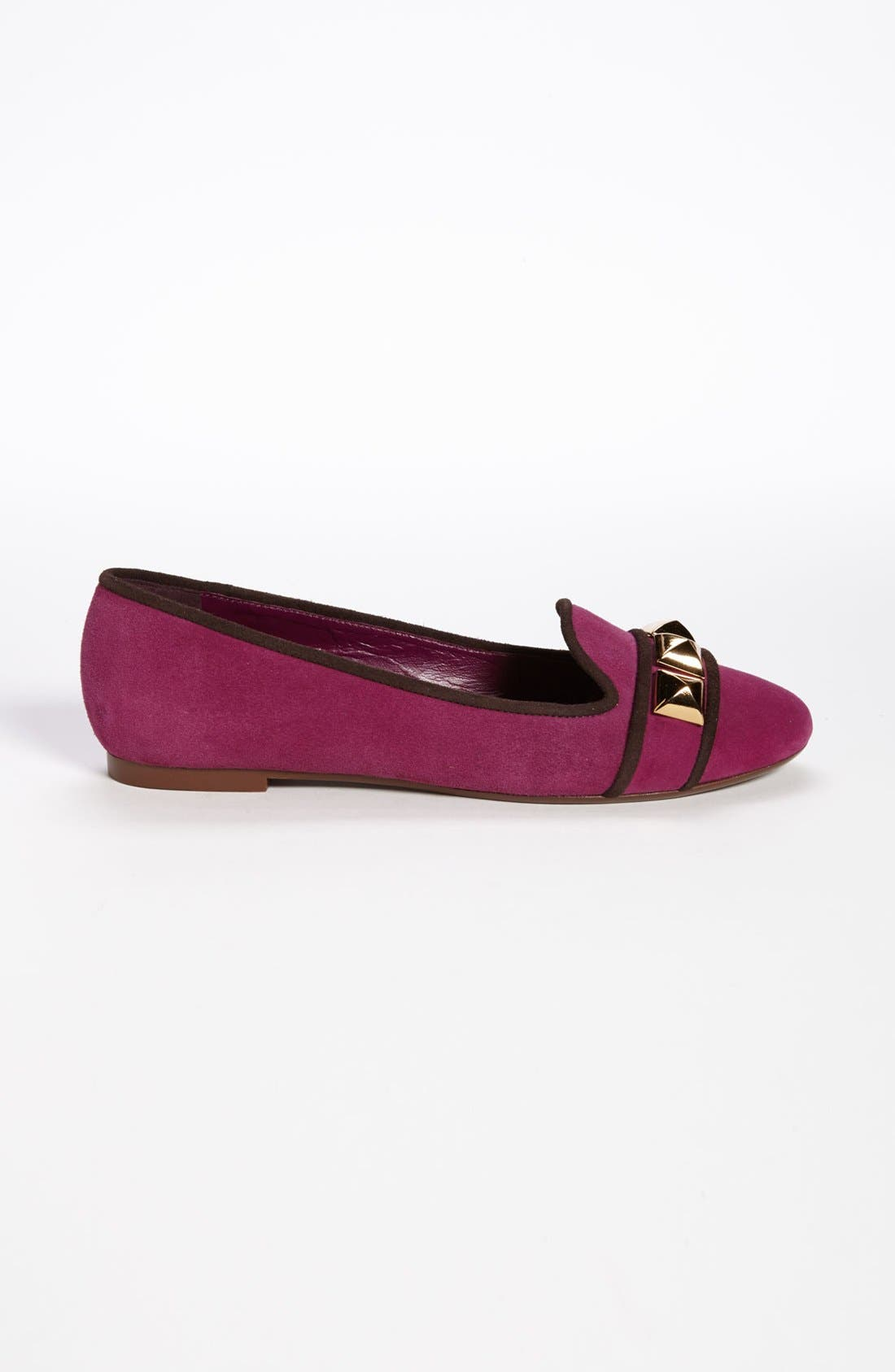 Alternate Image 4  - Tory Burch 'Asher' Loafer Flat (Online Only Color)