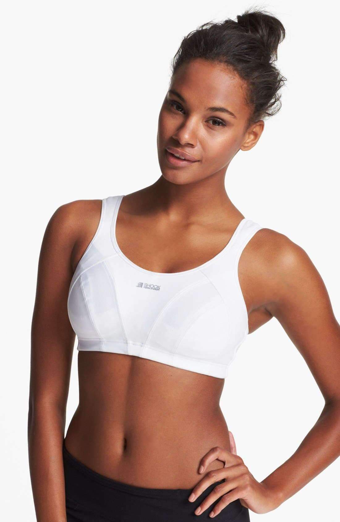 Alternate Image 1 Selected - Shock Absorber 'Max Support' Sports Bra