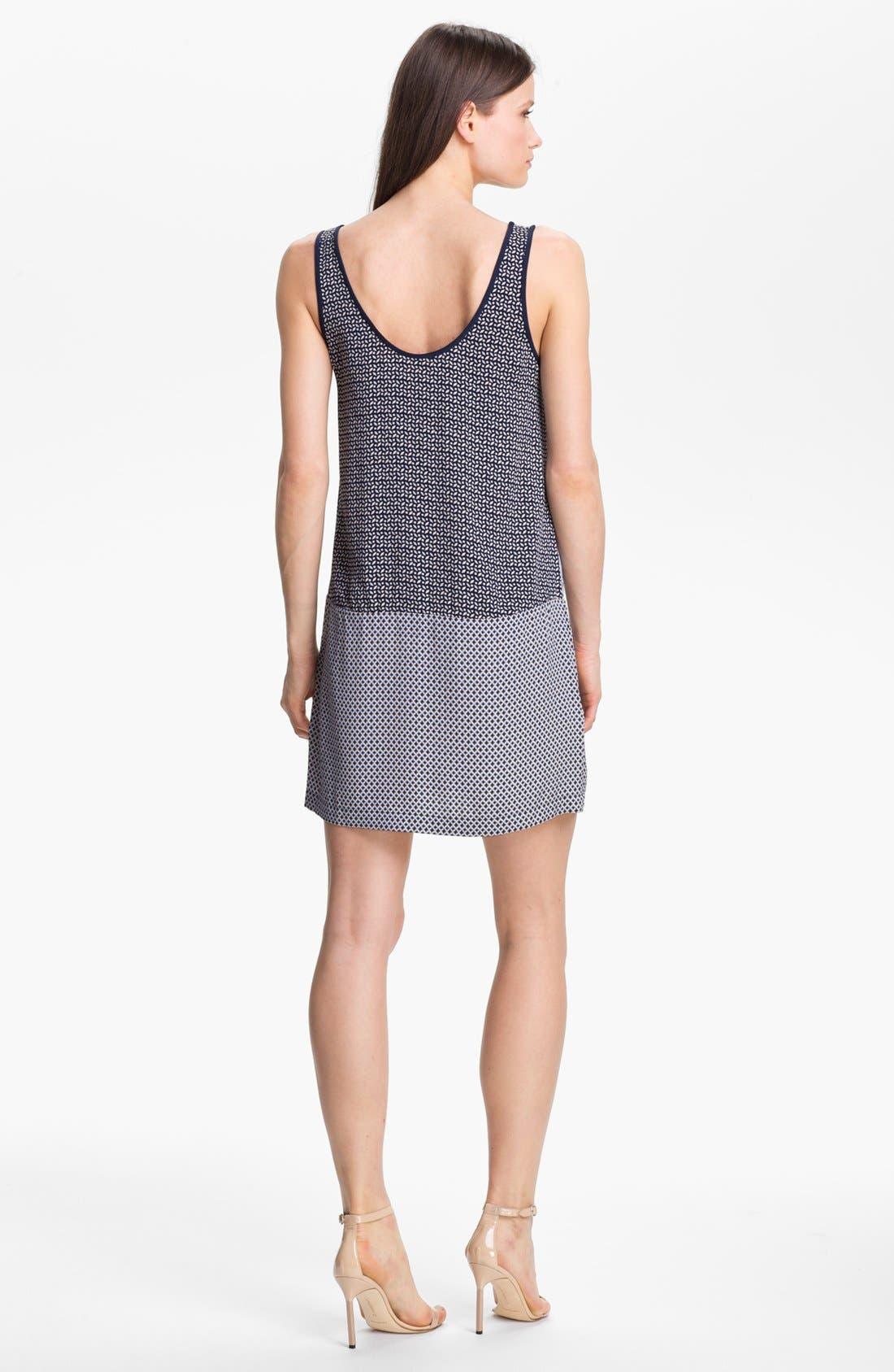 Alternate Image 2  - Joie 'Shallcross' Silk Shift Dress