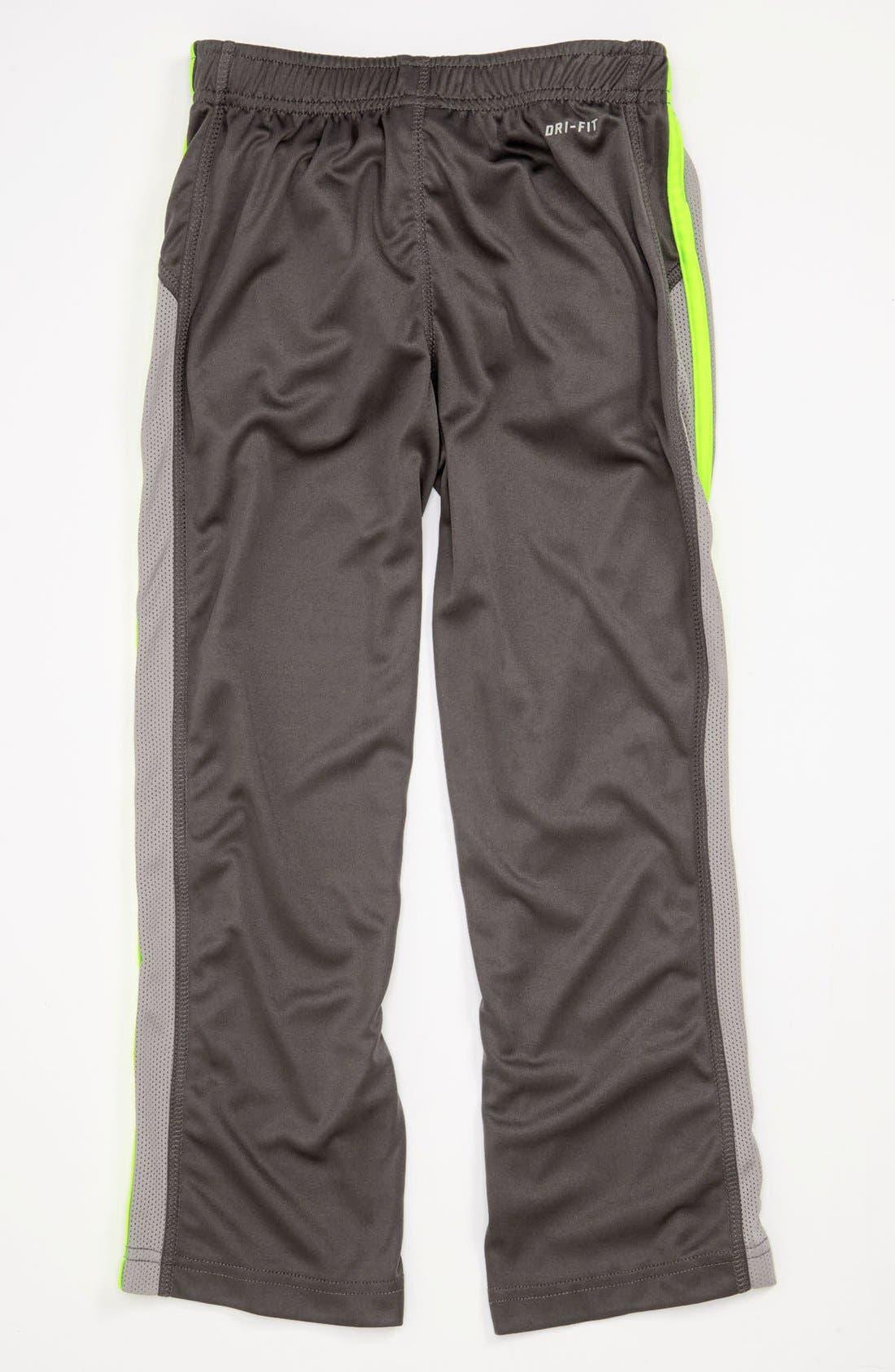 Alternate Image 2  - Nike 'Lights Out' Pants (Little Boys)