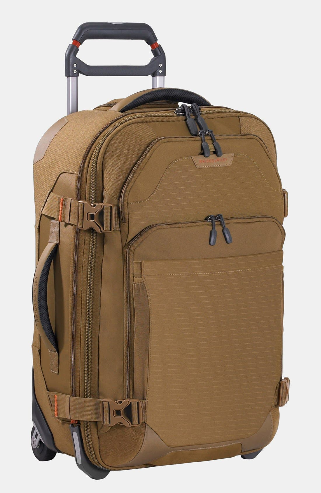 Alternate Image 1 Selected - Briggs & Riley 'Explore' Upright Carry-On (22 Inch)
